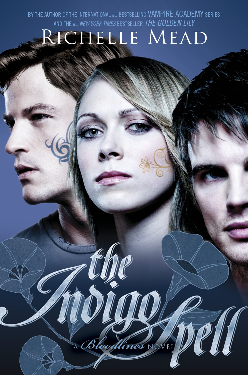Book Cover:  Indigo Spell: Bloodlines V3