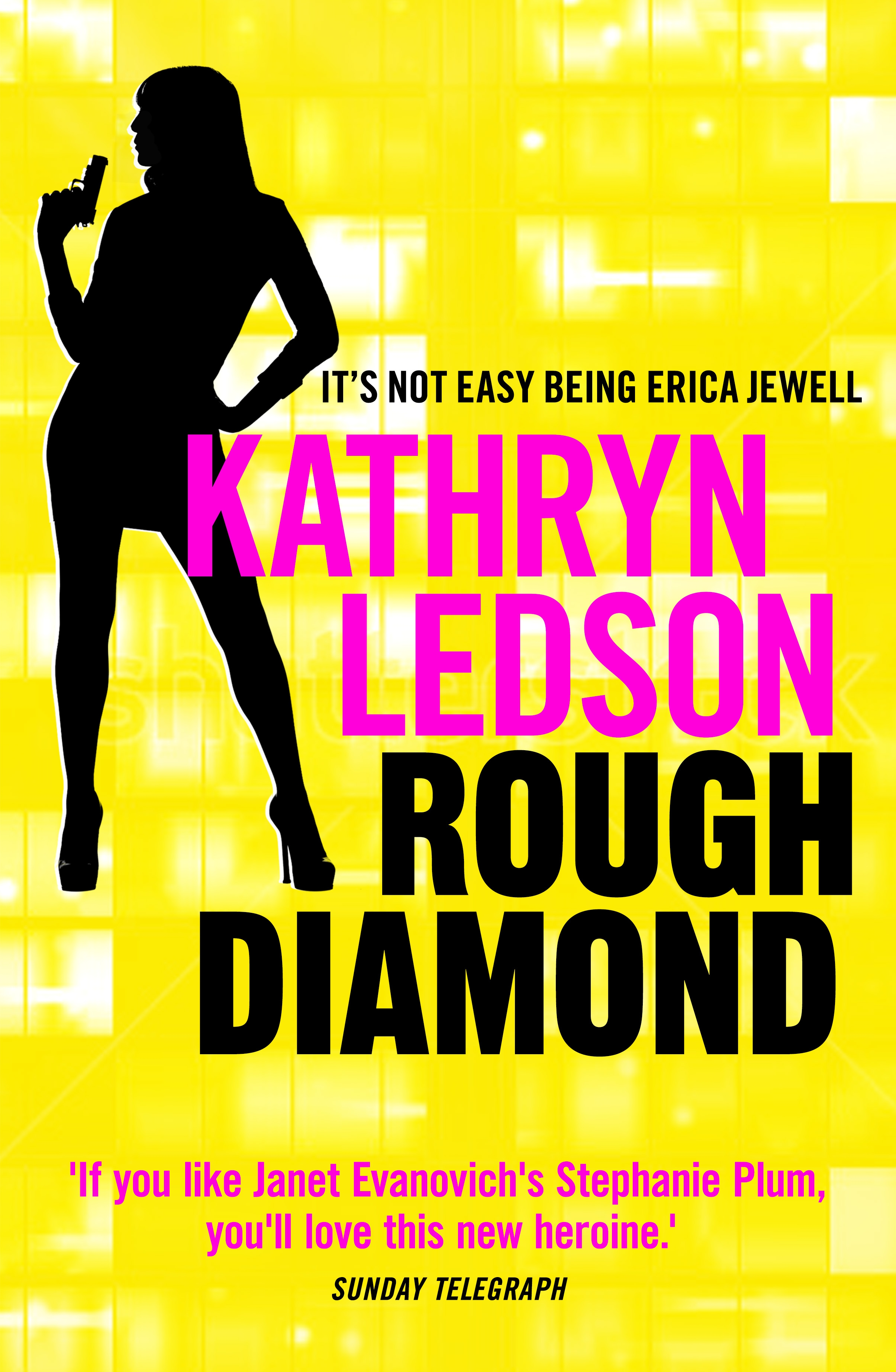 Book Cover:  Rough Diamond