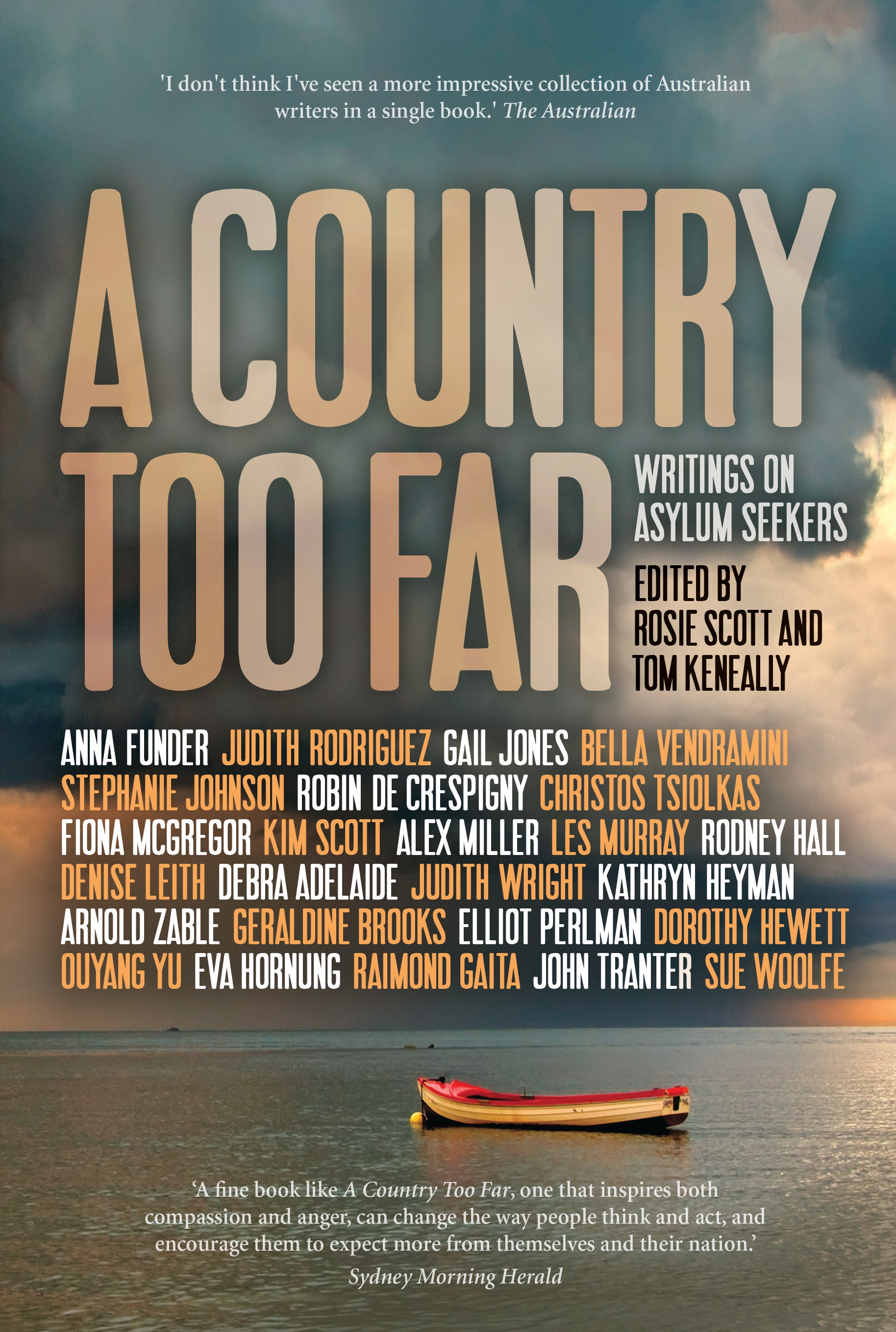 Book Cover: A Country Too Far