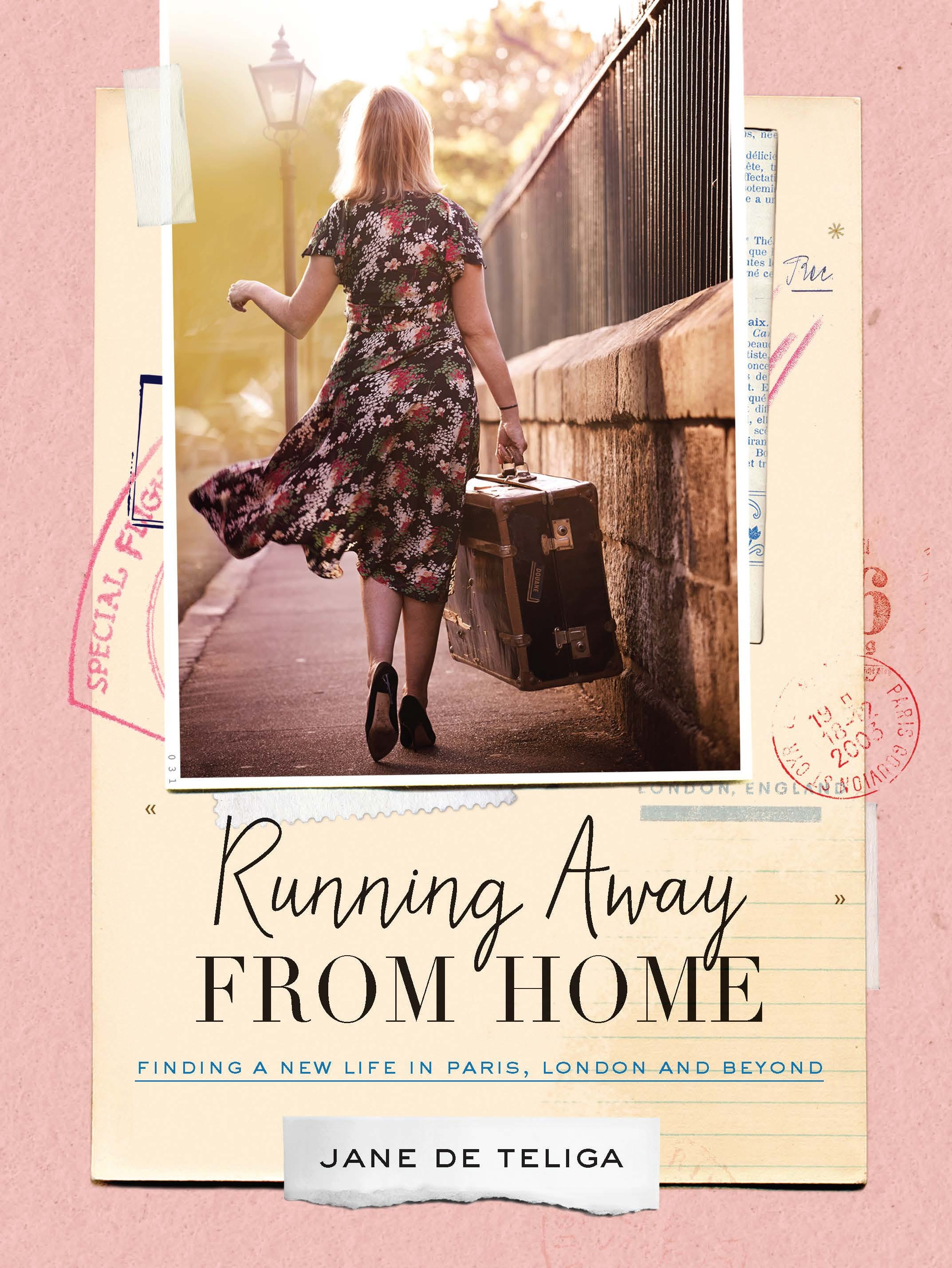 Teenage Girl Running Away From Home Running away from home (ebook)