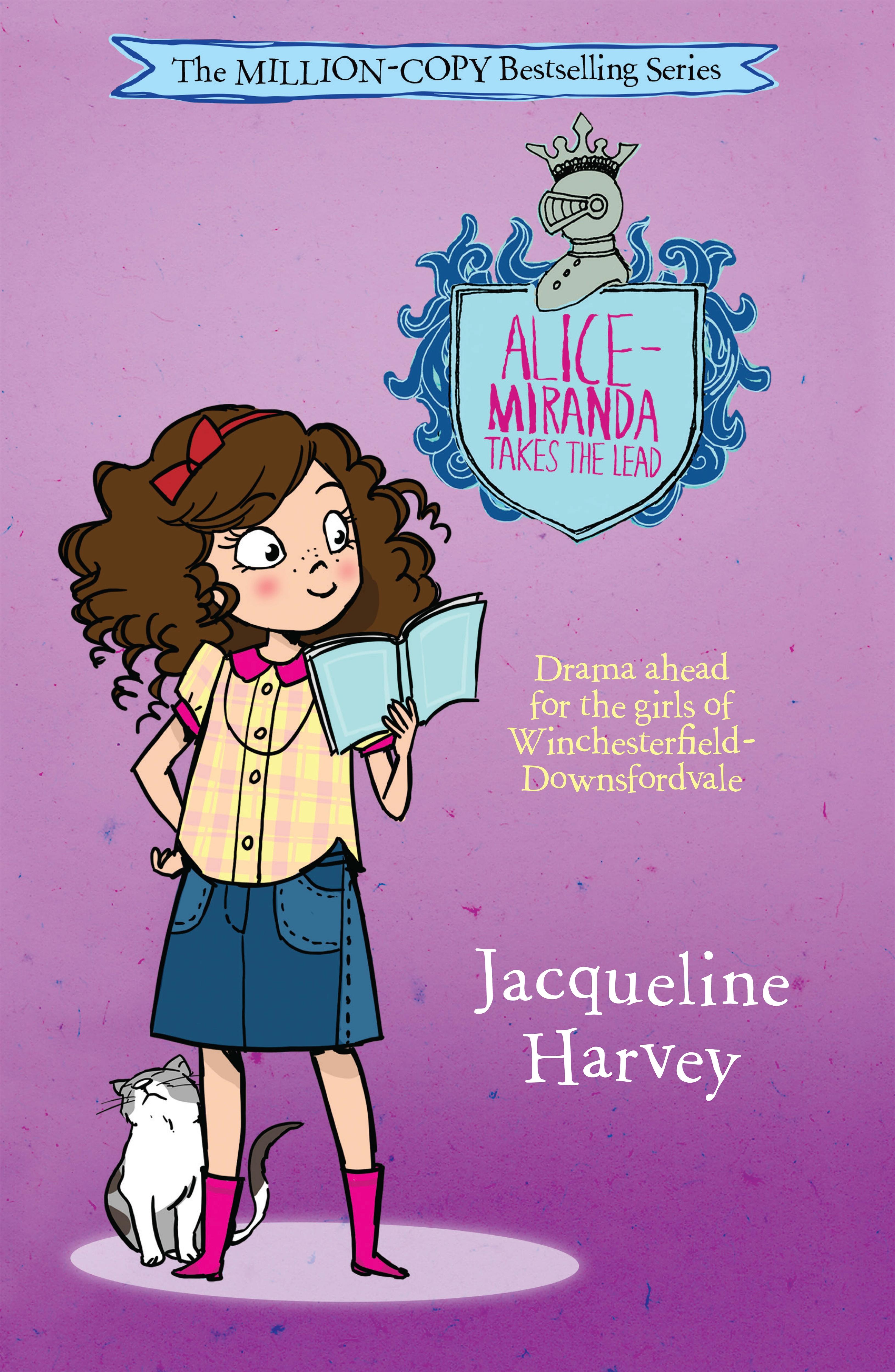 Alice-Miranda Takes The Lead