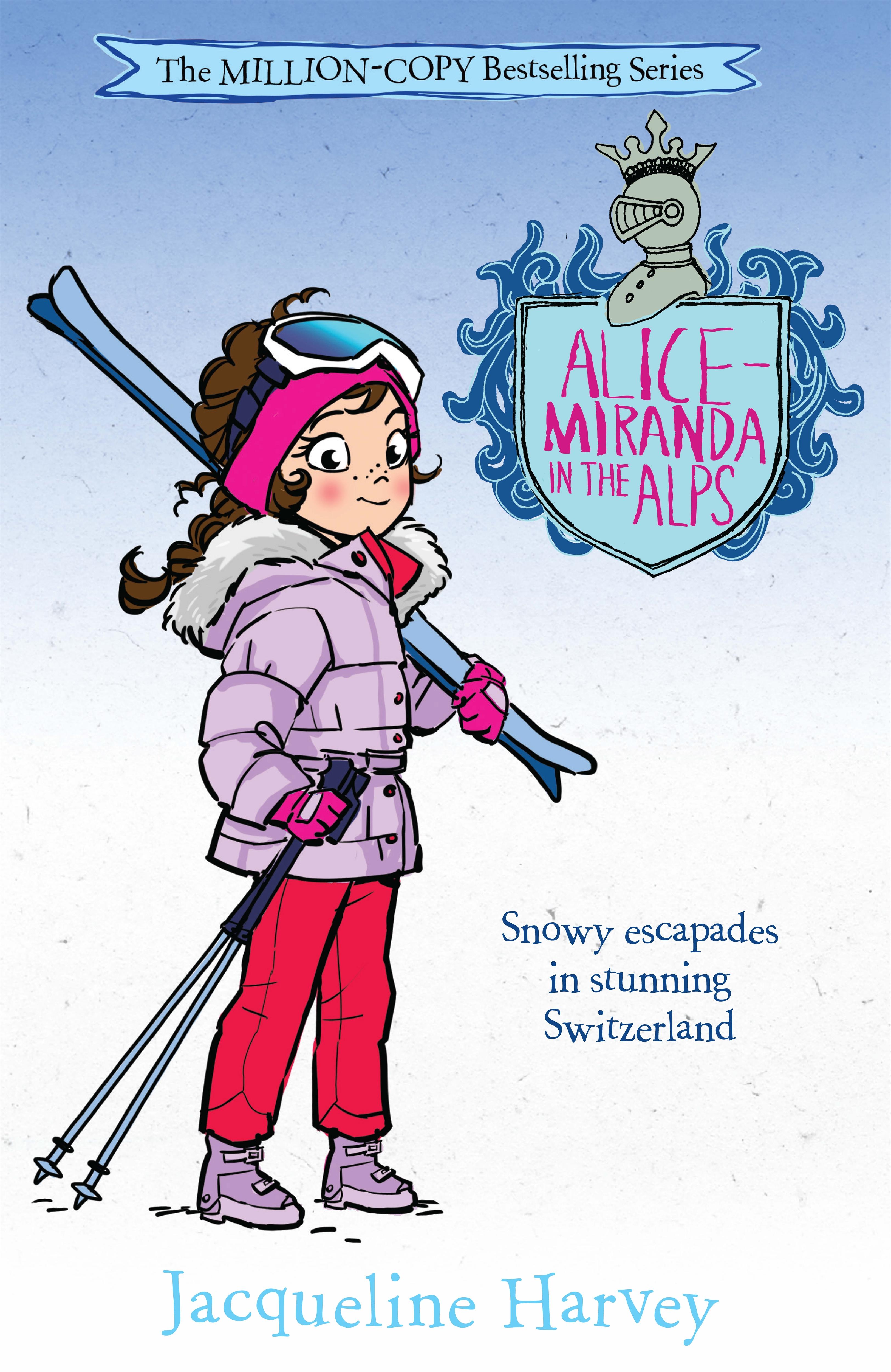 Alice-Miranda in the Alps