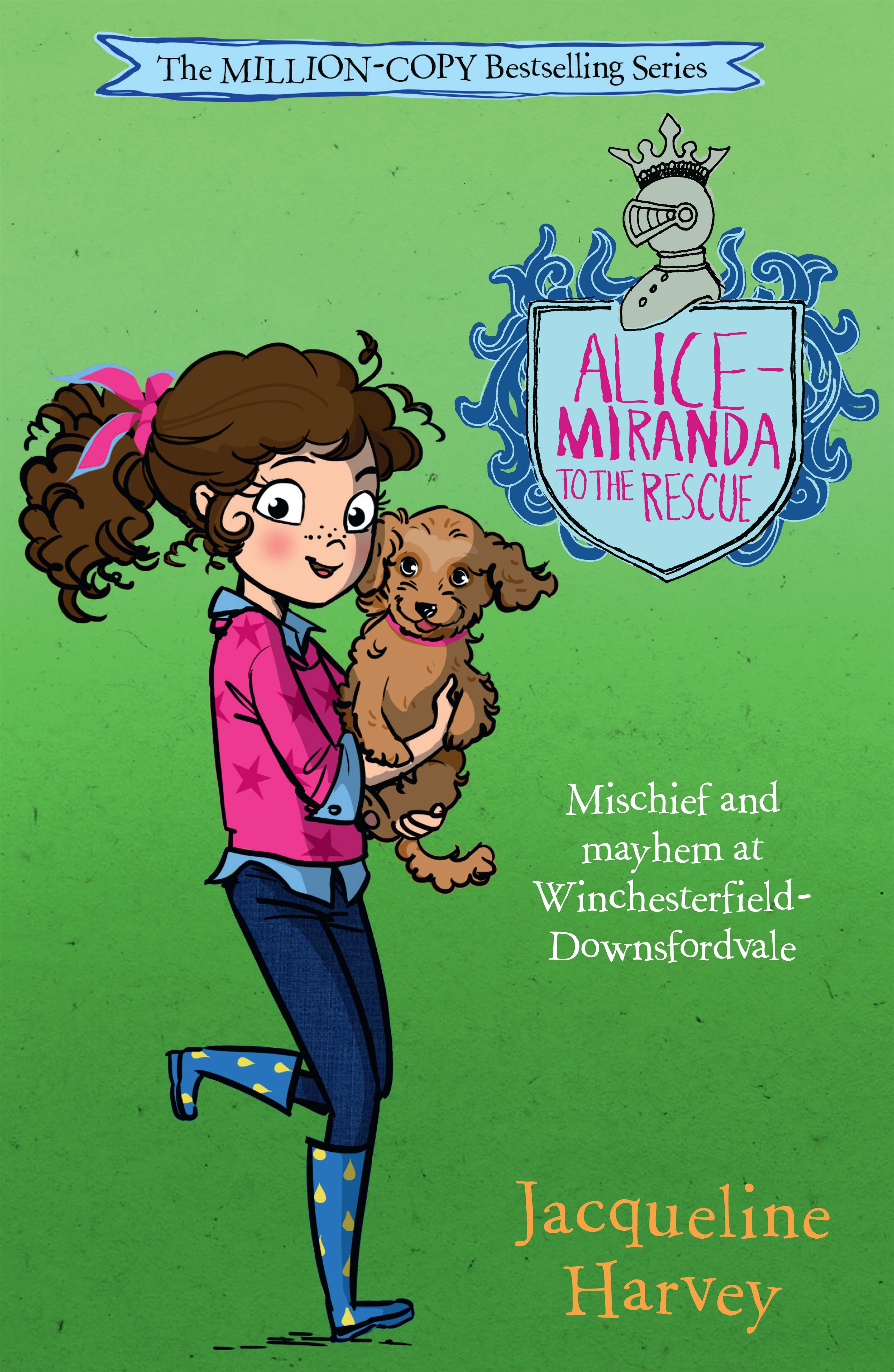 Alice-Miranda to the Rescue