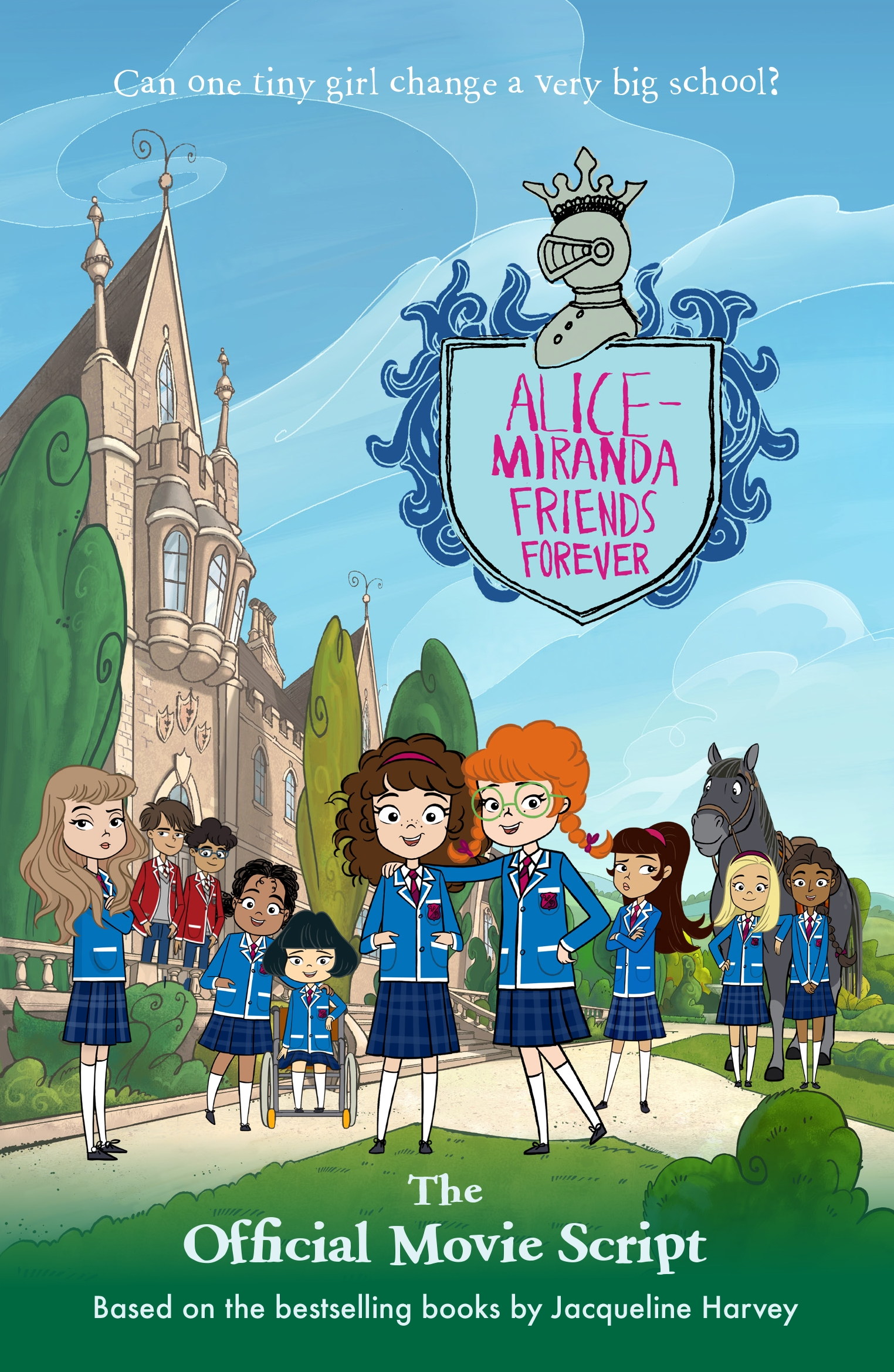 Alice-Miranda Friends Forever