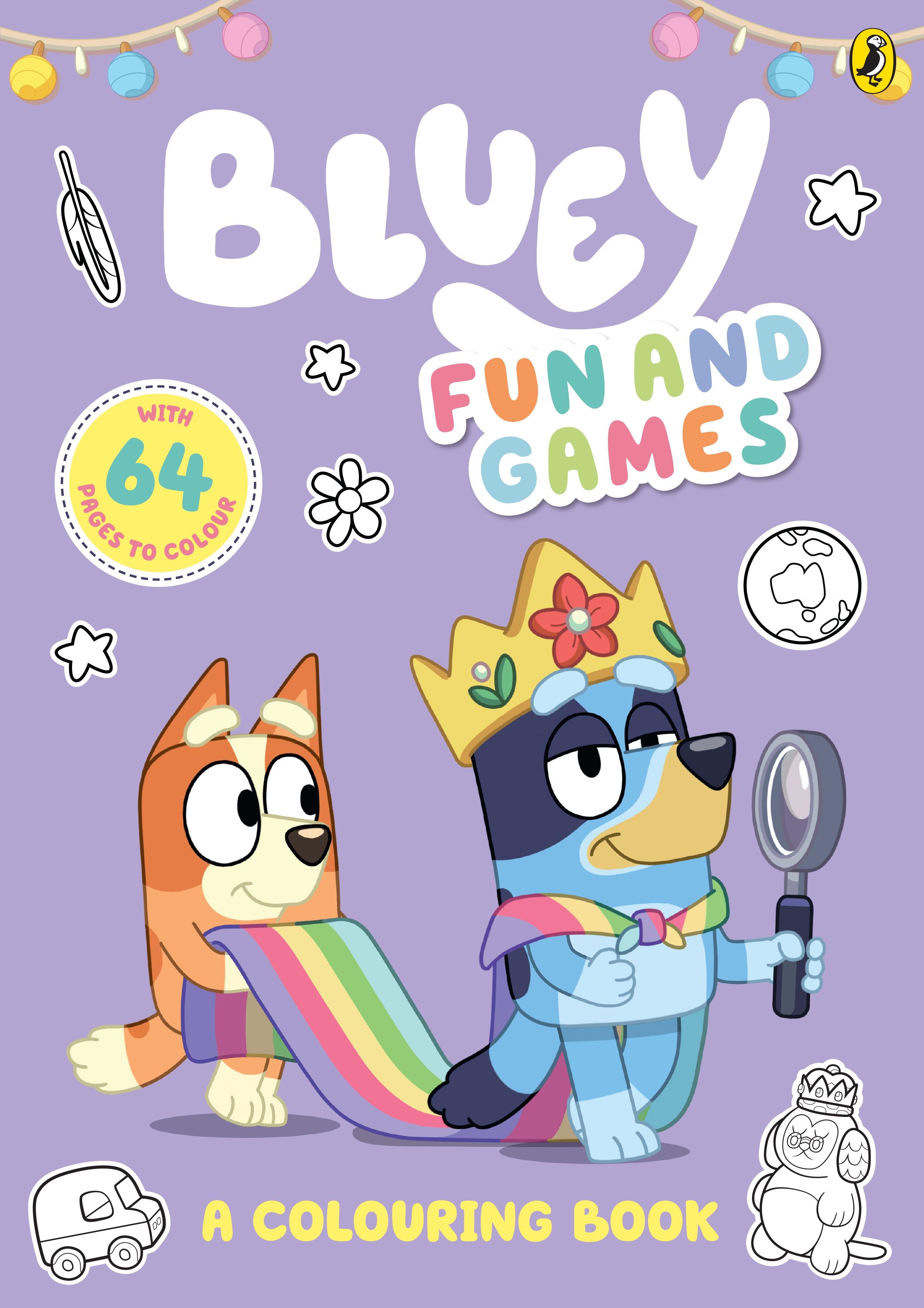 Bluey: Fun and Games