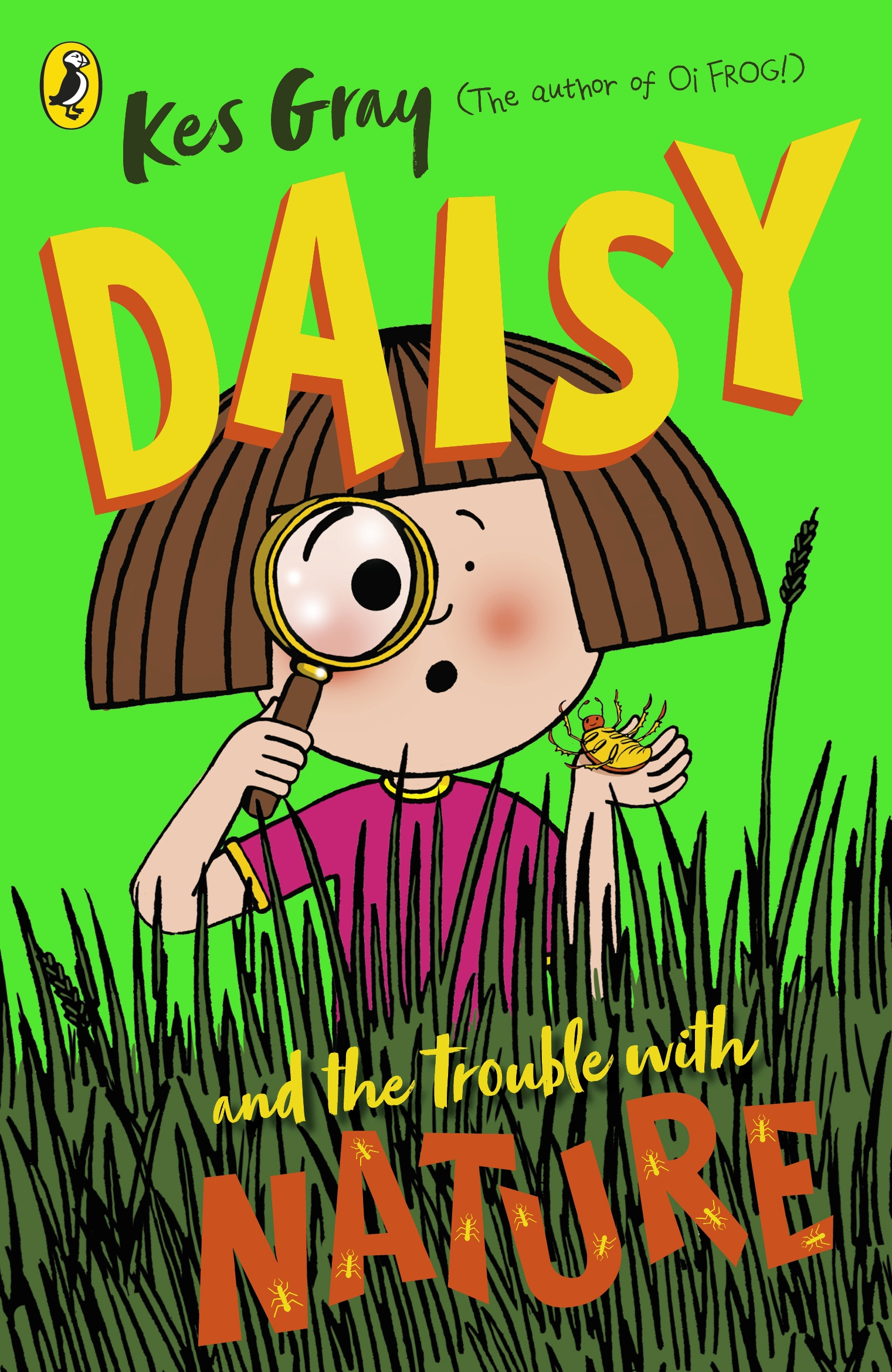 Picture of Daisy and the Trouble with Nature