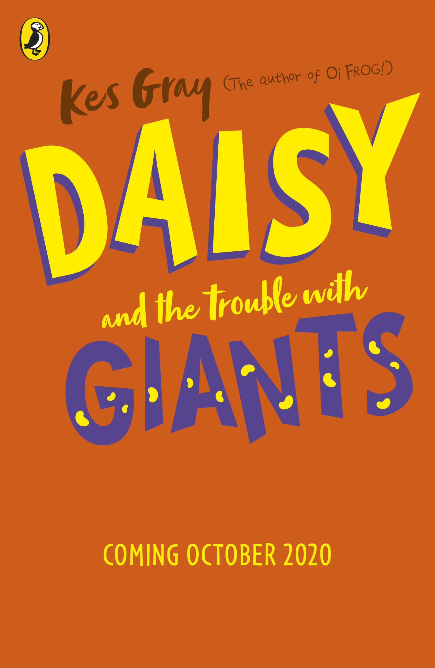Picture of Daisy and the Trouble with Giants