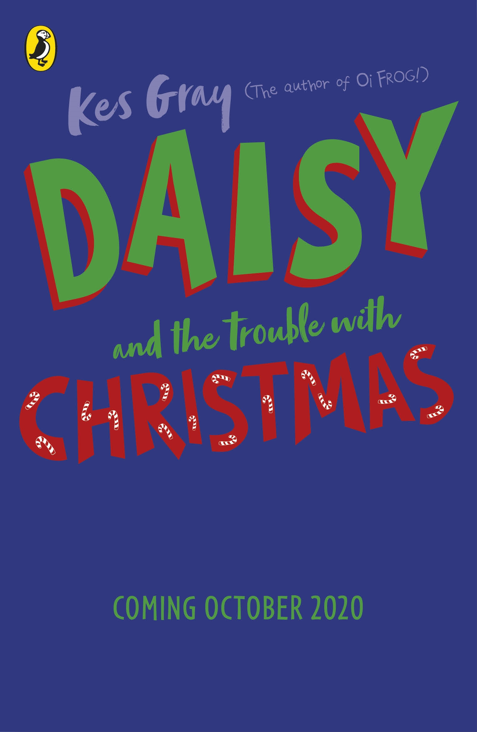Picture of Daisy and the Trouble with Christmas