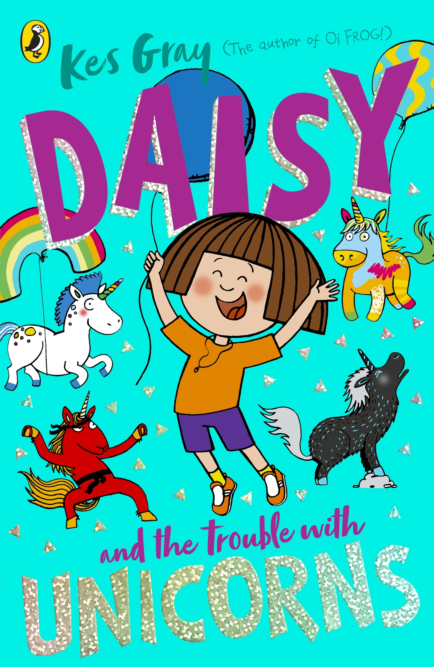 Picture of Daisy and the Trouble With Unicorns