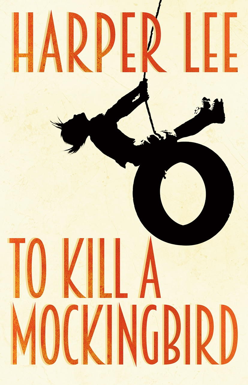 Original Penguin Book Covers : To kill a mockingbird book cover black and white