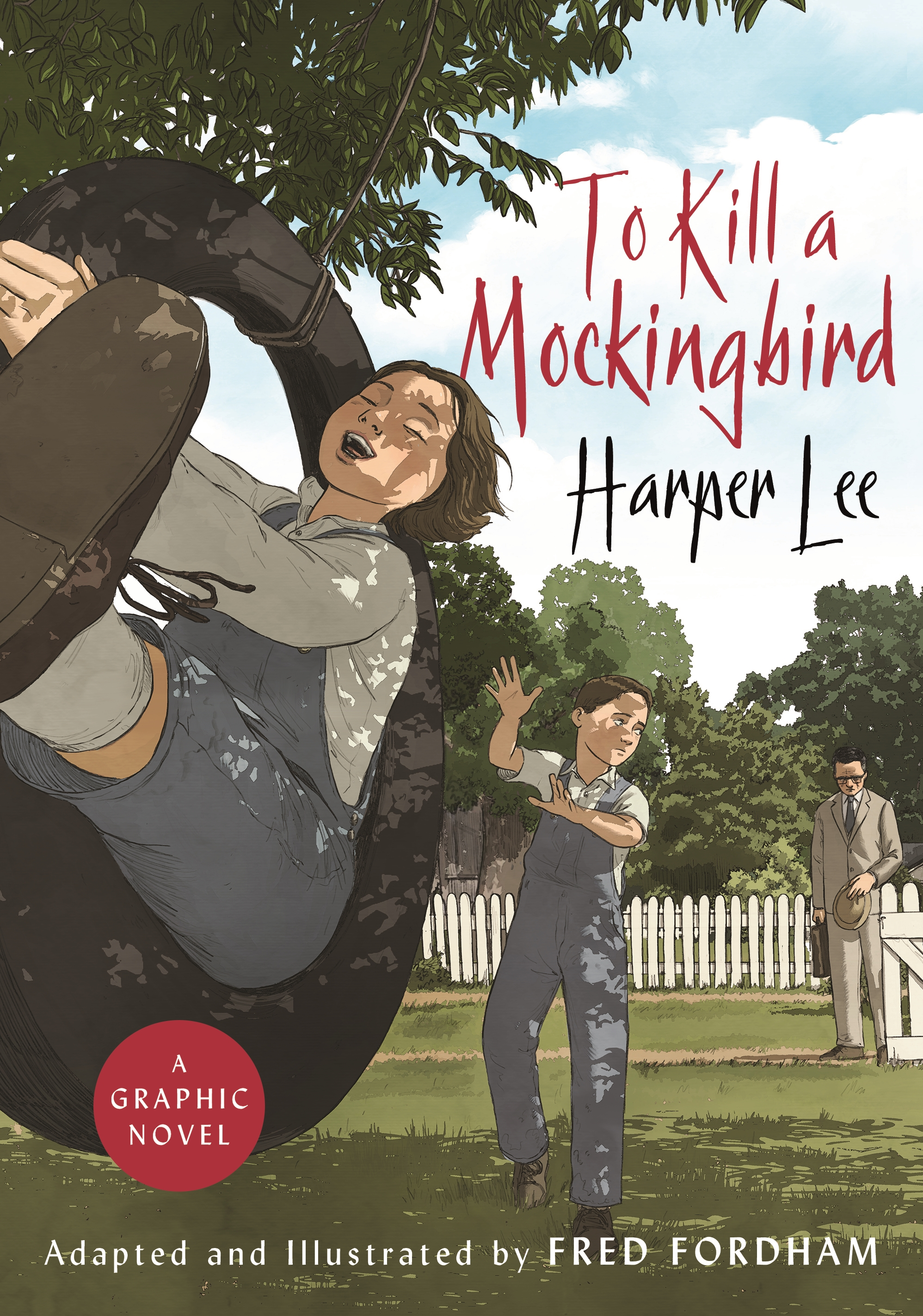 Picture of To Kill a Mockingbird: The stunning graphic novel adaptation