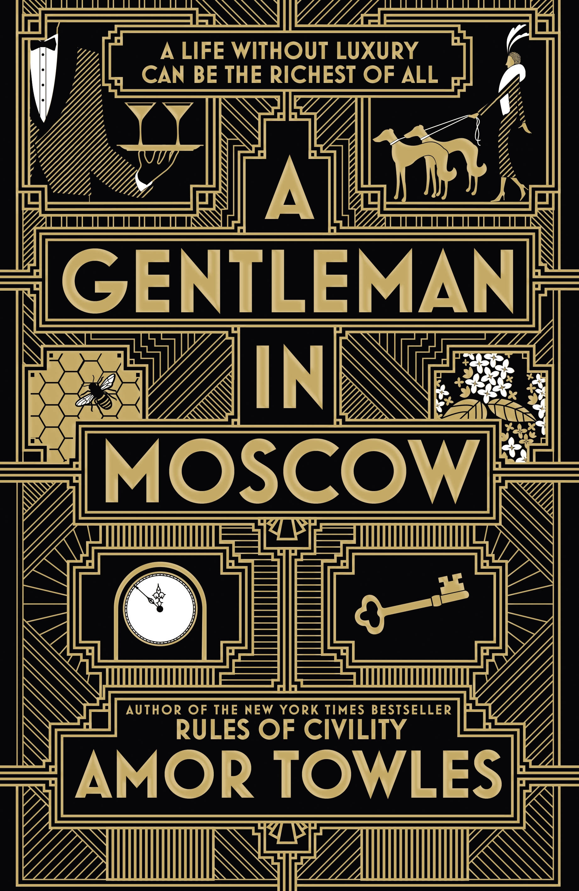 Image result for A Gentleman in Moscow by Amor Towles