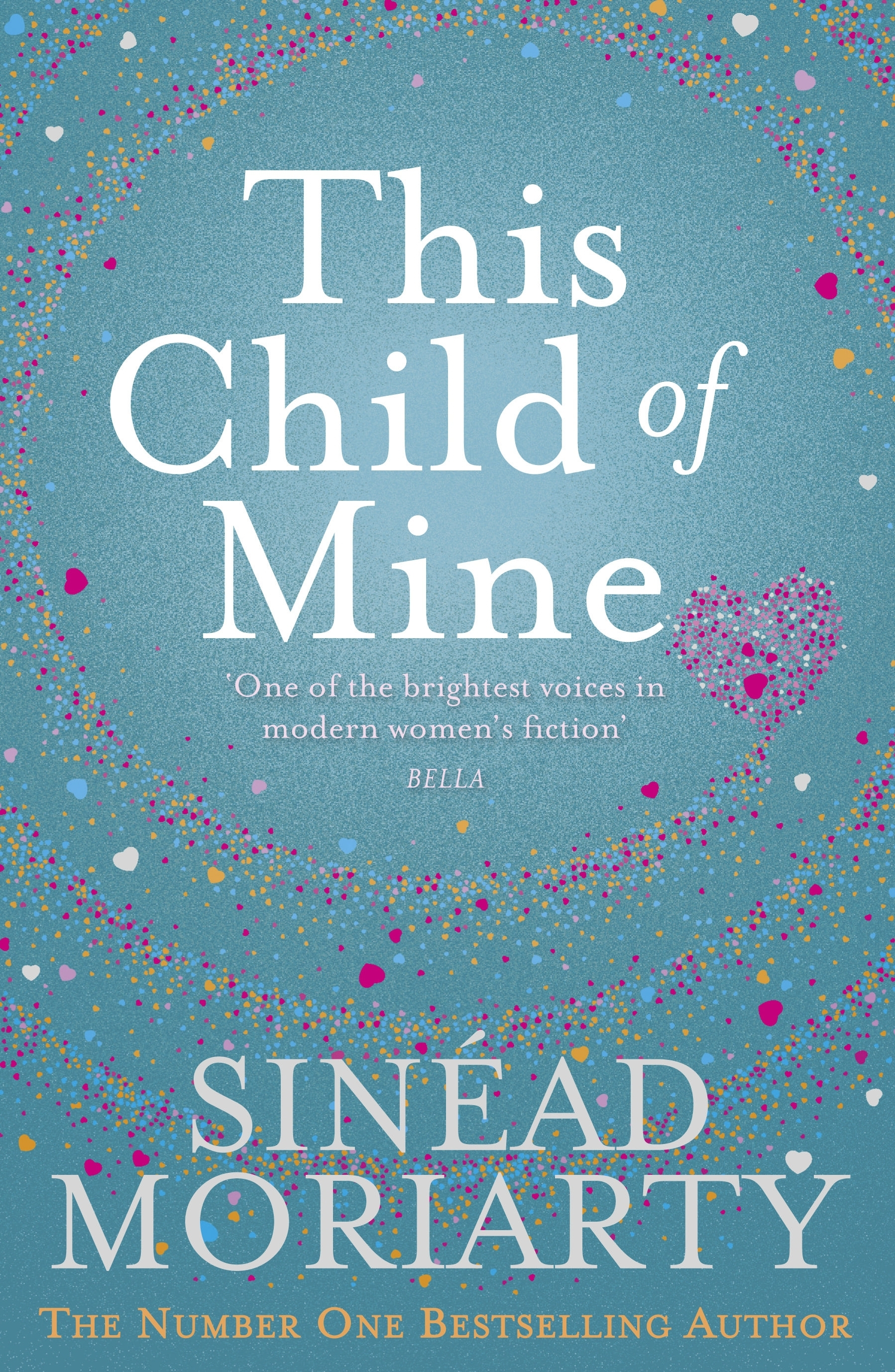 Book Cover:  This Child of Mine