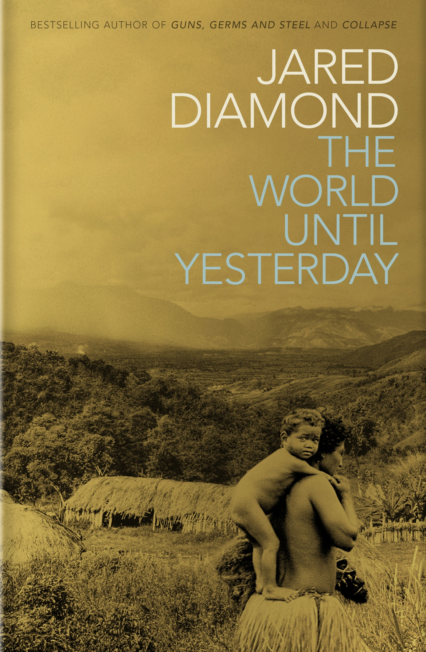 Book Cover: The World Until Yesterday