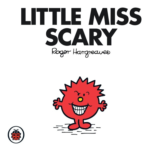 Book Cover:  Mr Men and Little Miss: Little Miss Scary