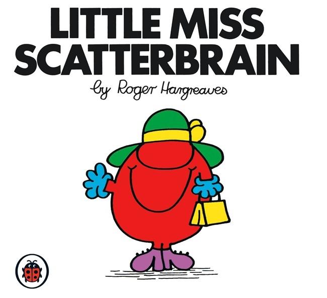 Mr Men and Little Miss: Little Miss Scatterbrain | Penguin ...