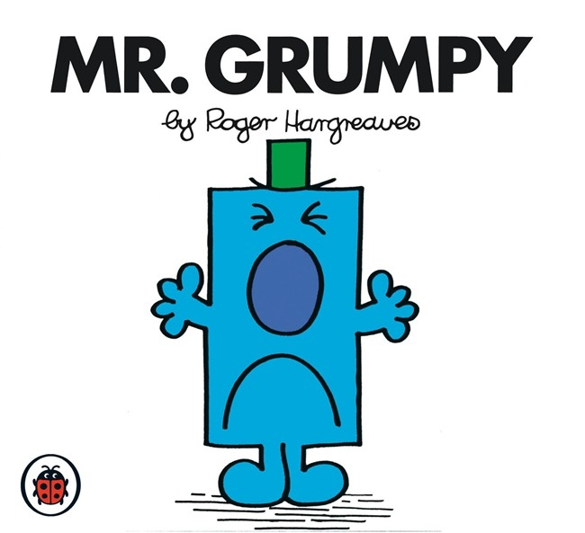 Book Cover:  Mr Men and Little Miss: Mr Grumpy