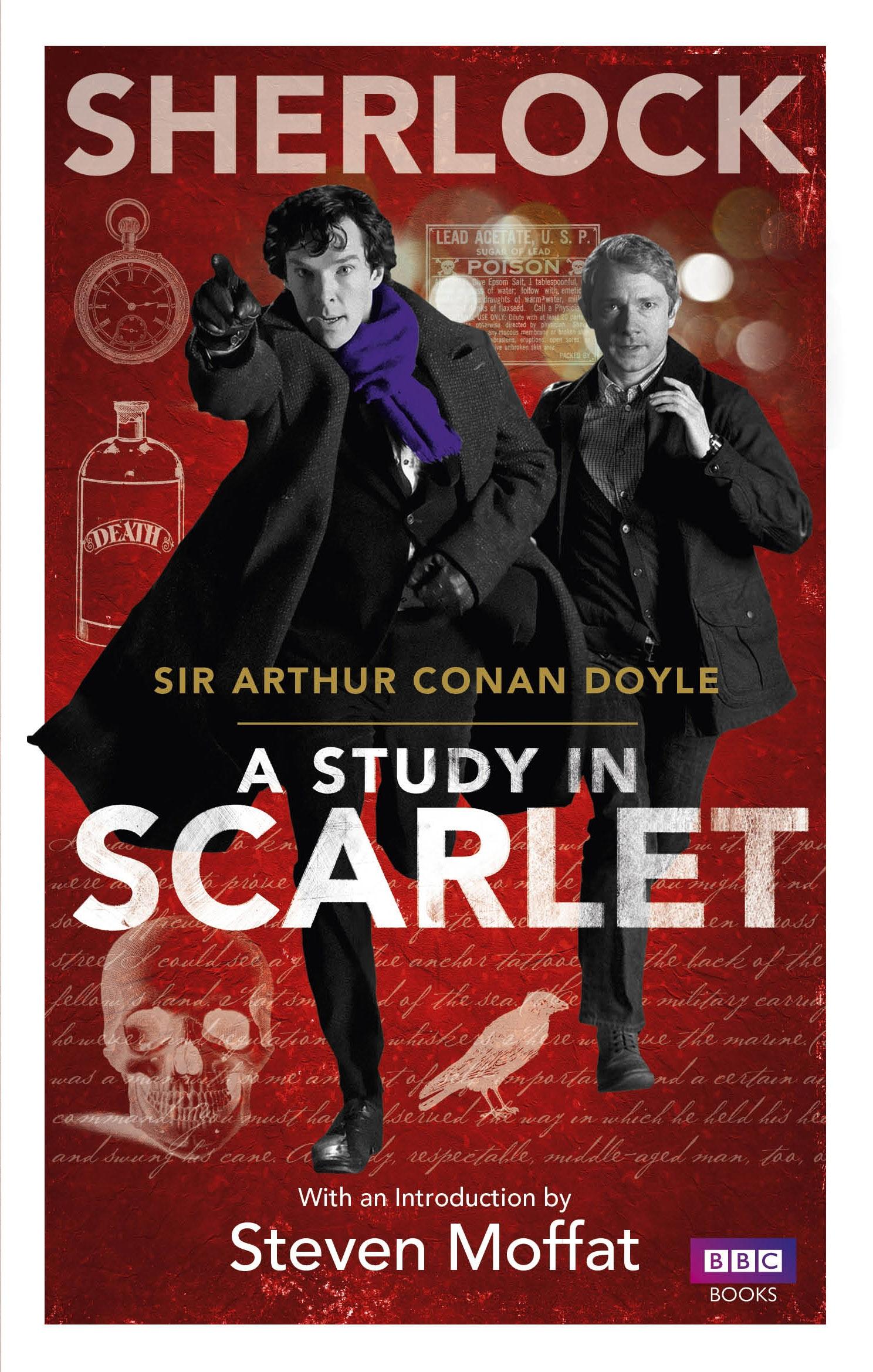 'A Study in Scarlet' Theme Analysis – Pistosaurius
