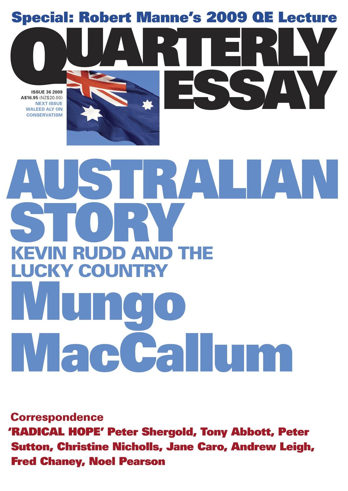 periodical essay features