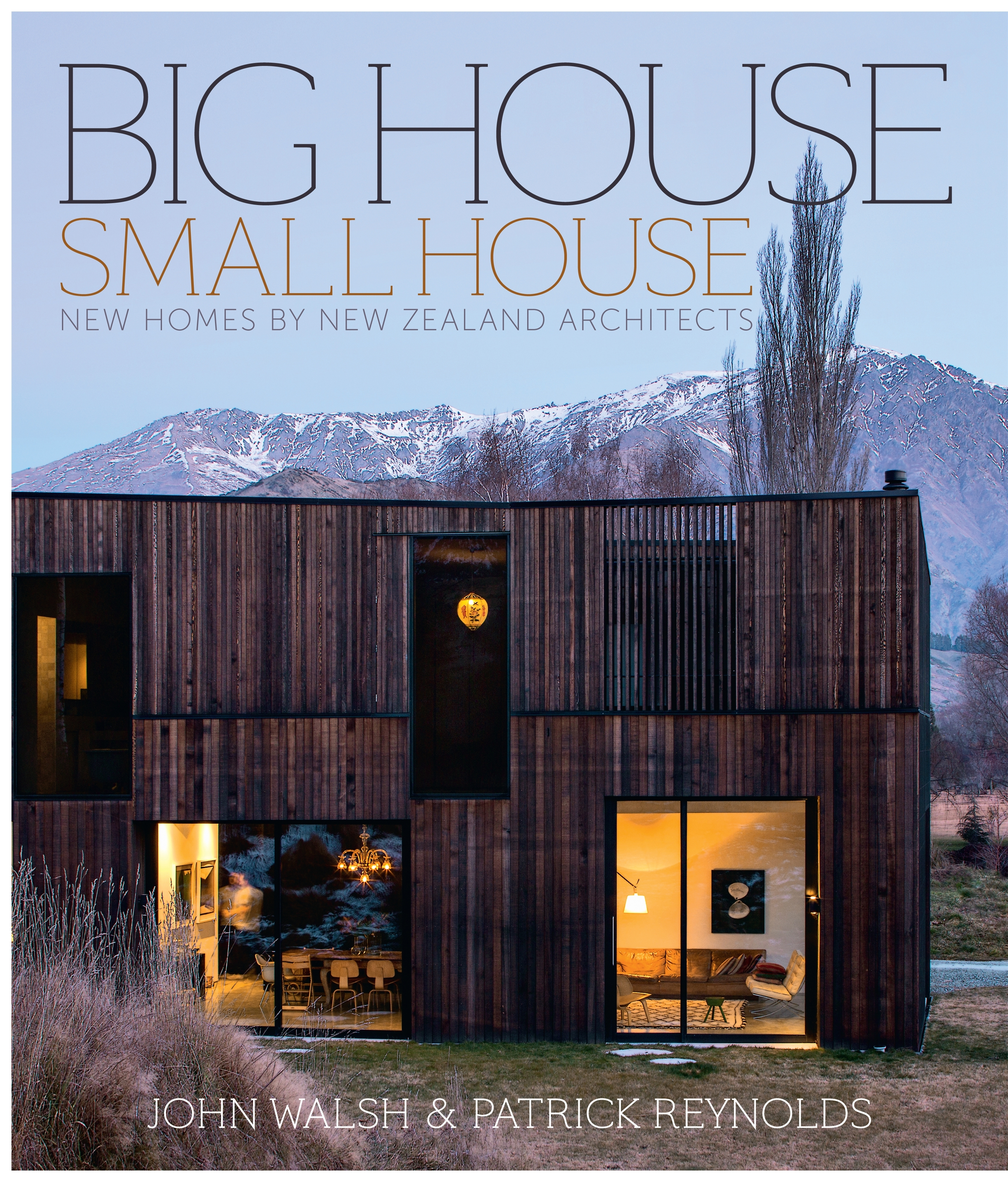 Magnificent Big House Small House Penguin Books New Zealand Largest Home Design Picture Inspirations Pitcheantrous