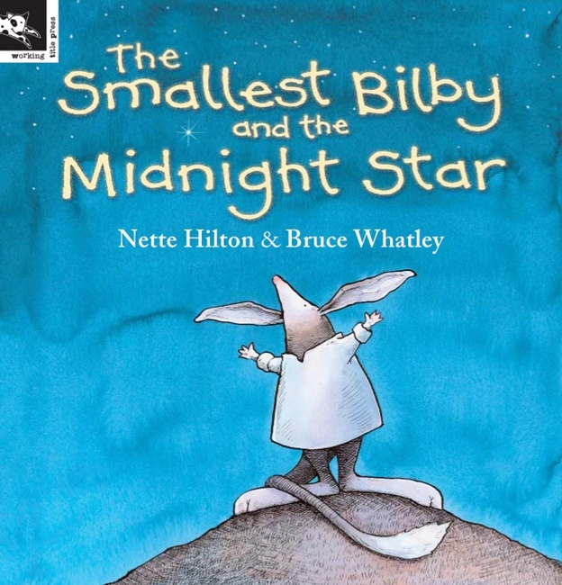 Image result for the smallest bilby and the midnight star
