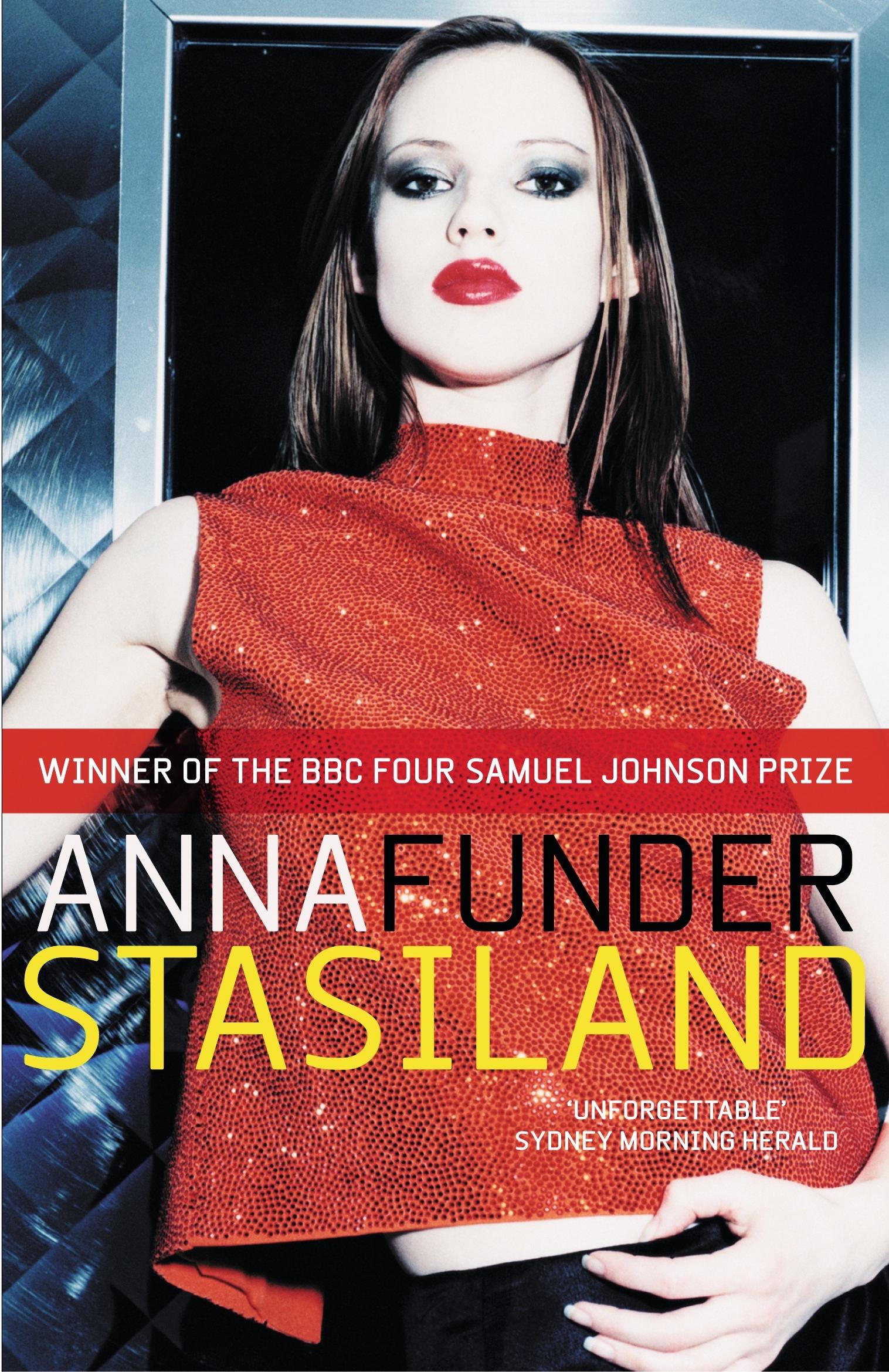 Book Cover:  Stasiland