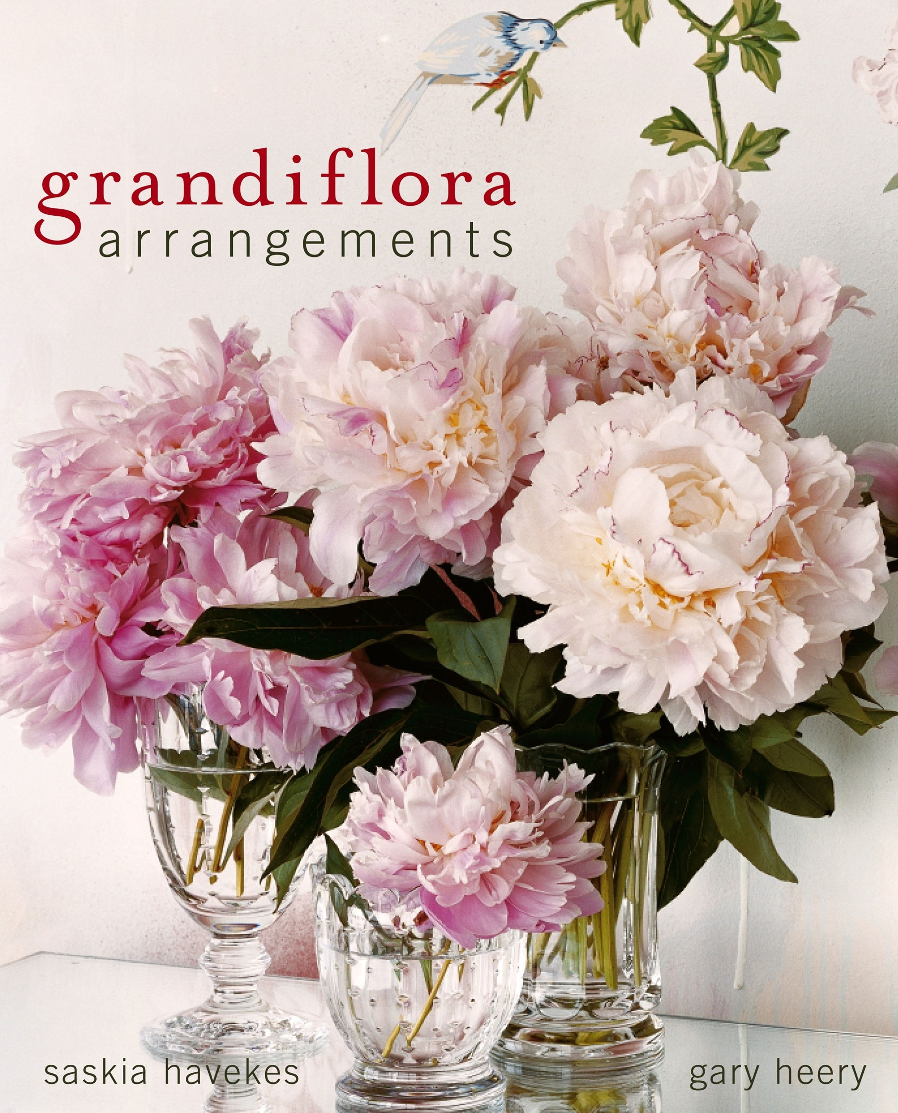 Book Cover:  Grandiflora Arrangements