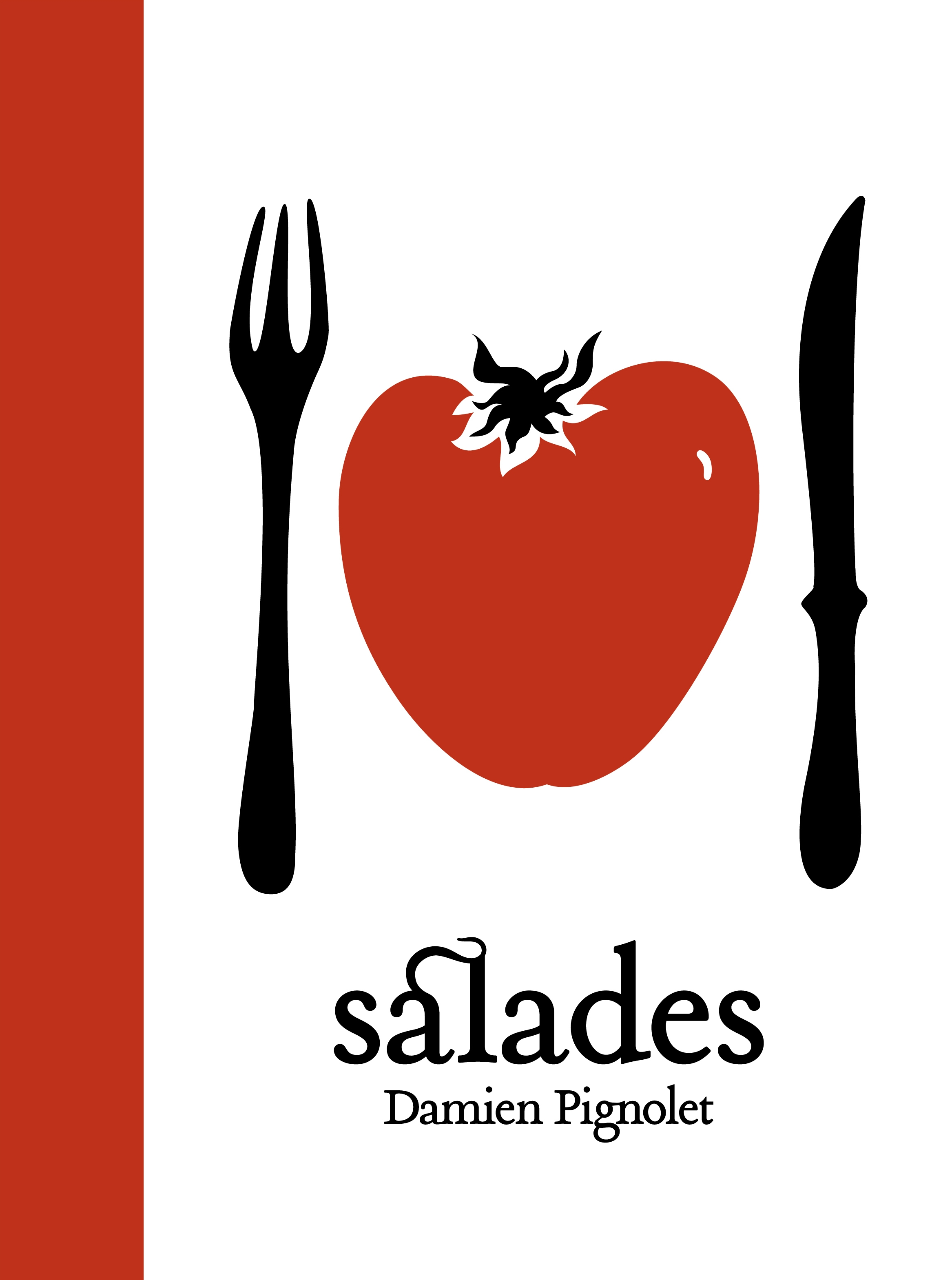 Book Cover:  Salades