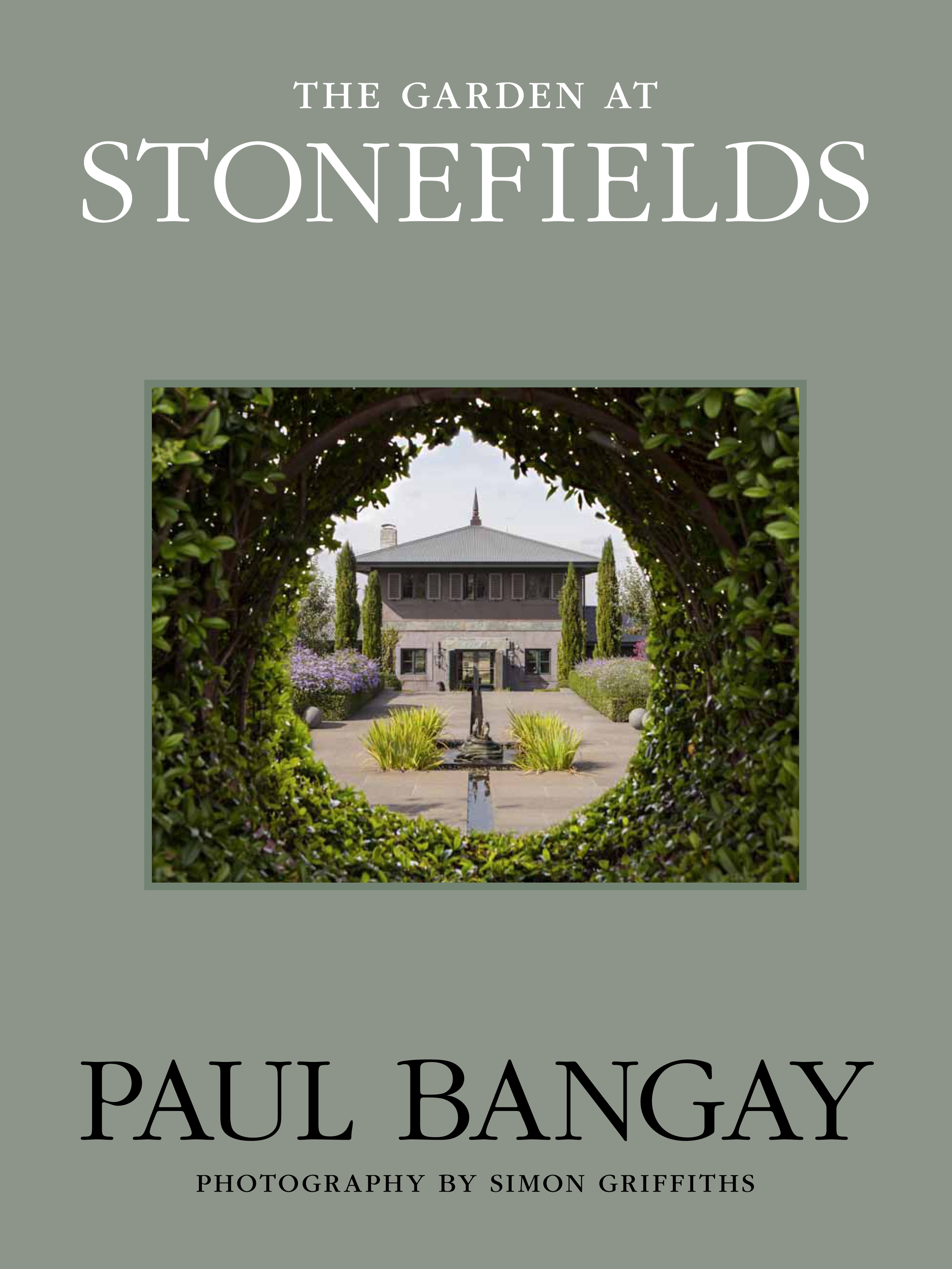 Book Cover: The Garden at Stonefields