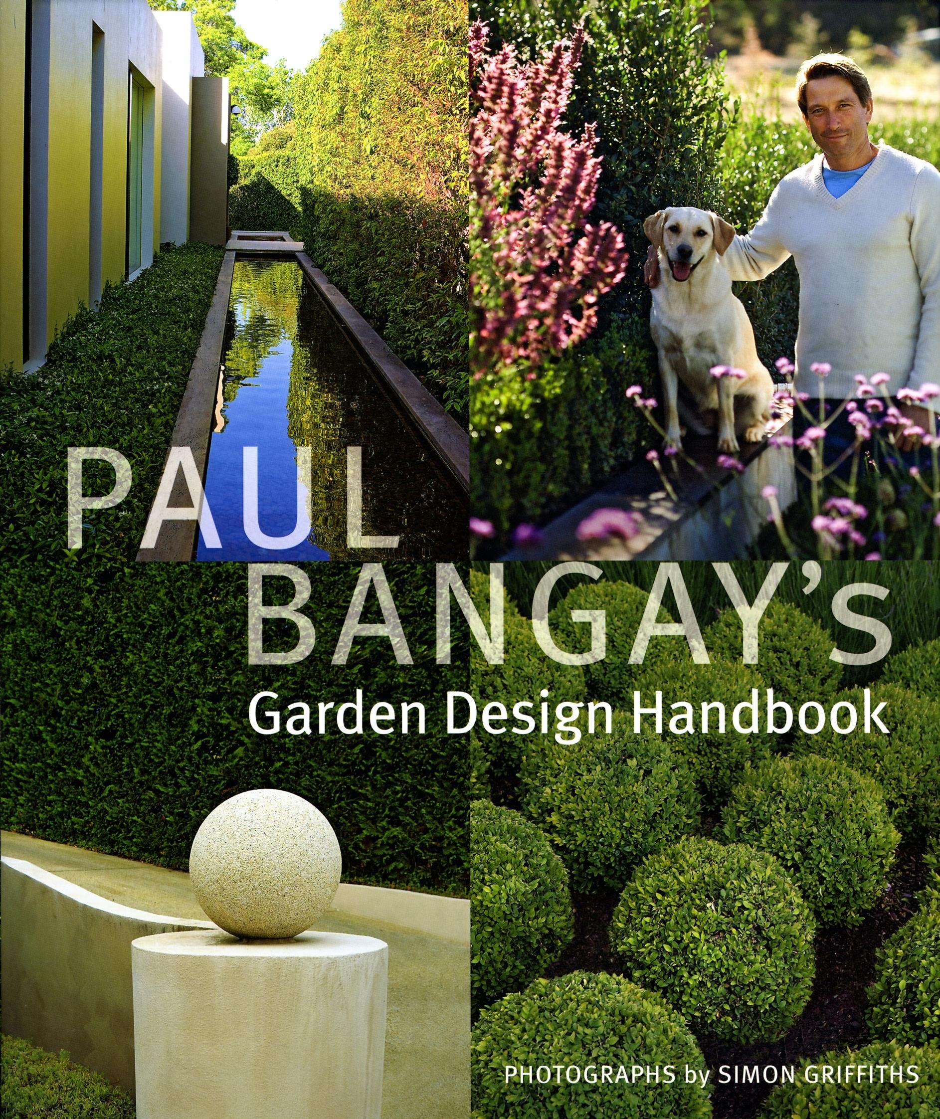 Paul Bangays Garden Design Handbook Penguin Books New Zealand