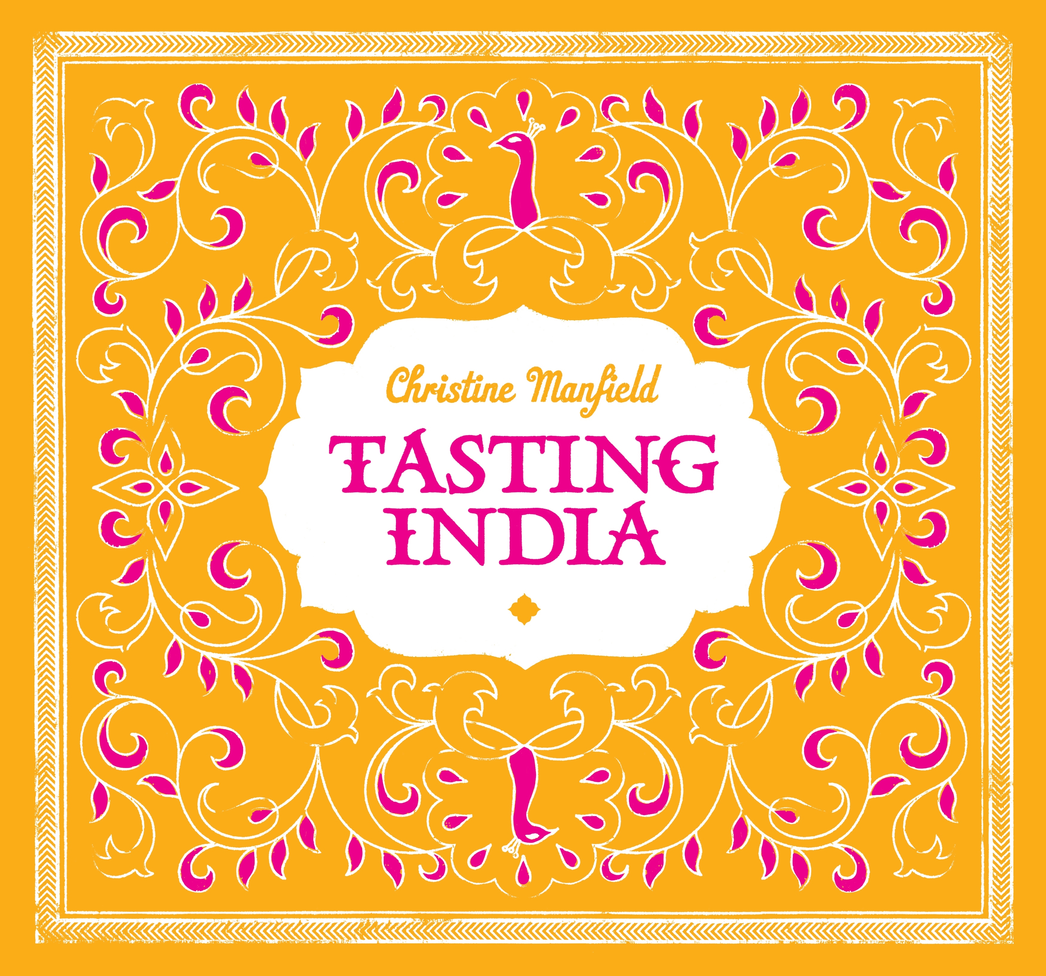 Book Cover:  Tasting India