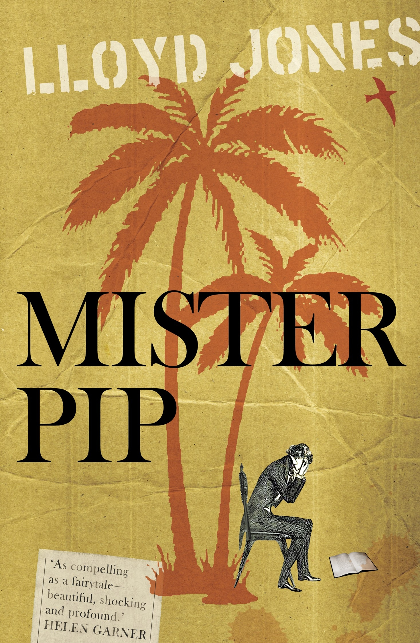 history of bougainville novel mister pip Civil war, namely lloyd jones' mister pip and chimamanda ngozi adichie's half   bestselling novel the book thief portrays the story of liesel meminger,   bougainville, a tropical island of papua new guinea that was struck by a civil war  in.