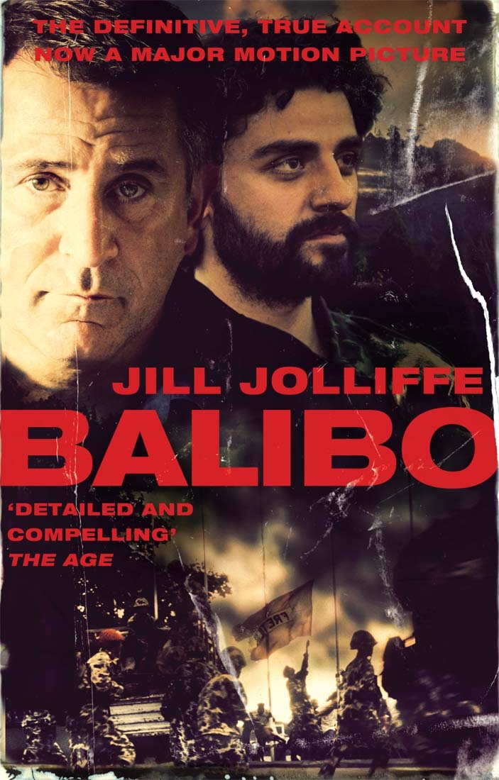 Book Cover:  Balibo