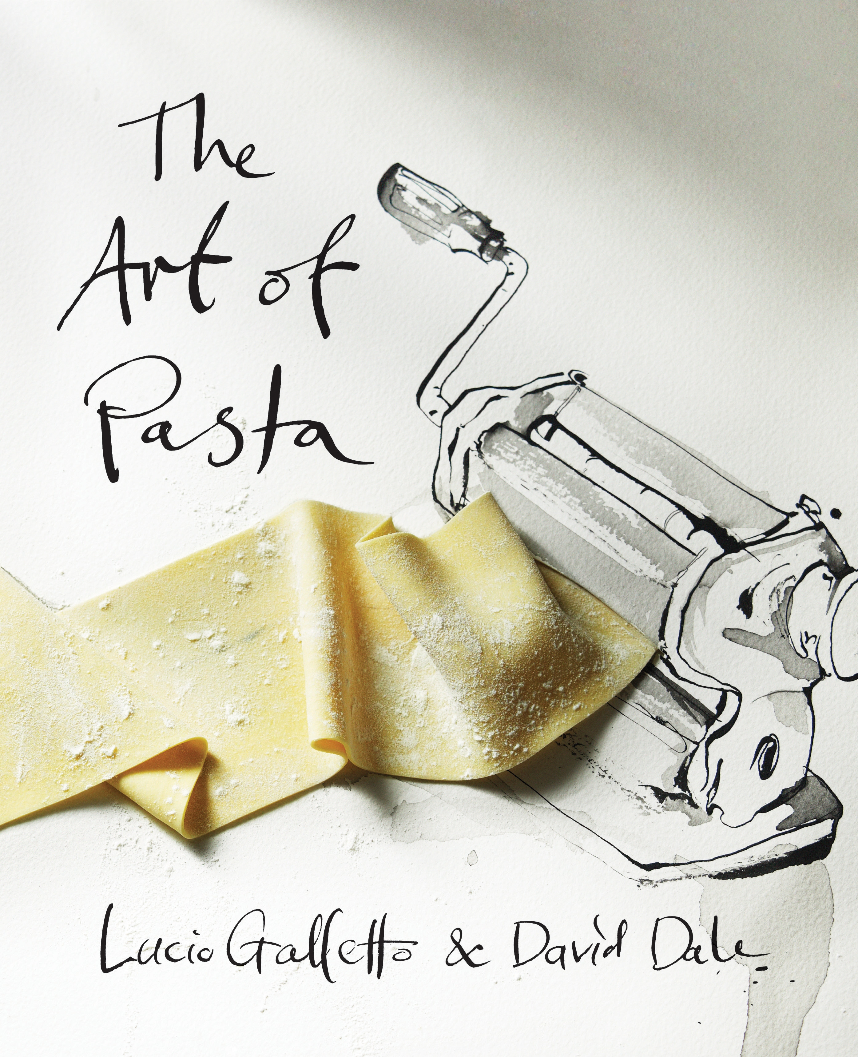 Book Cover: The Art of Pasta
