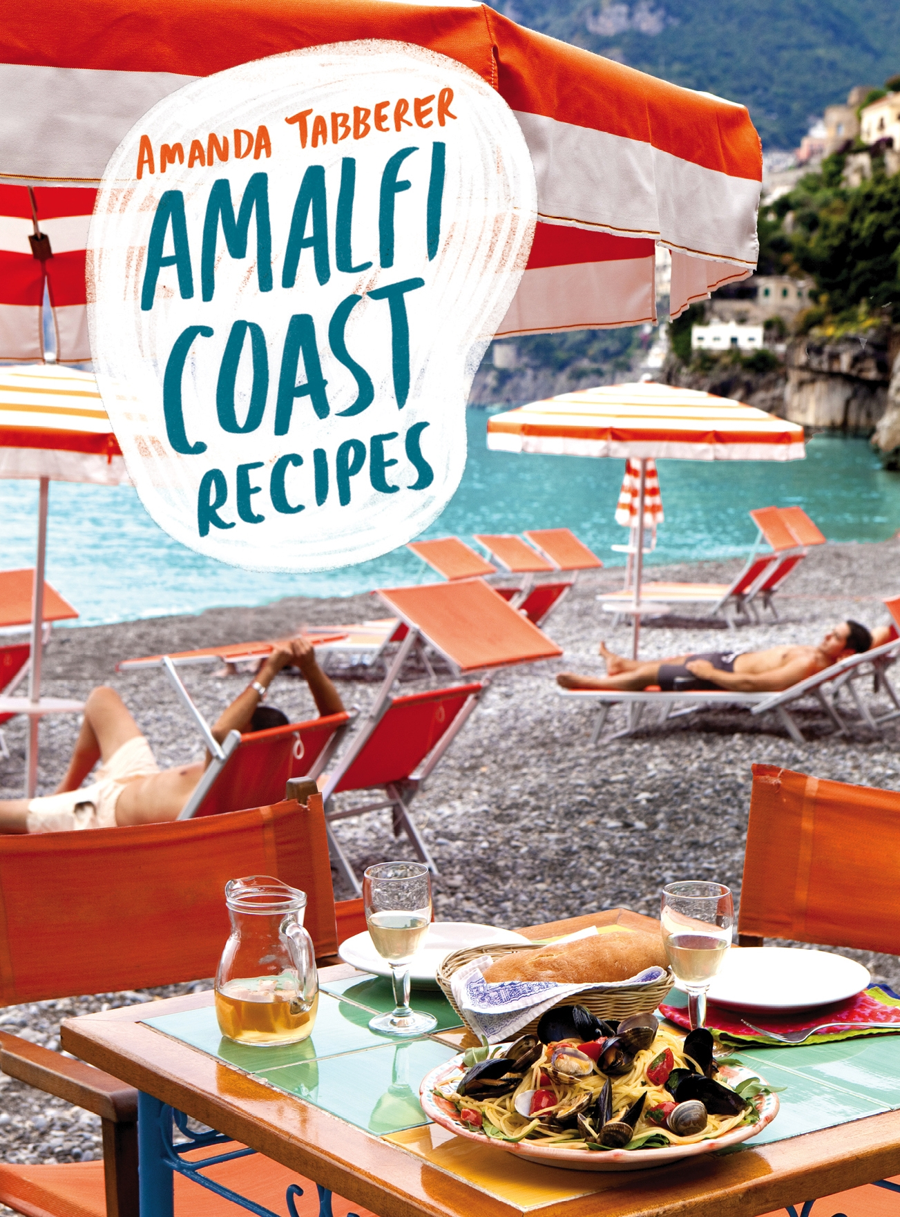 Book Cover:  Amalfi Coast Recipes