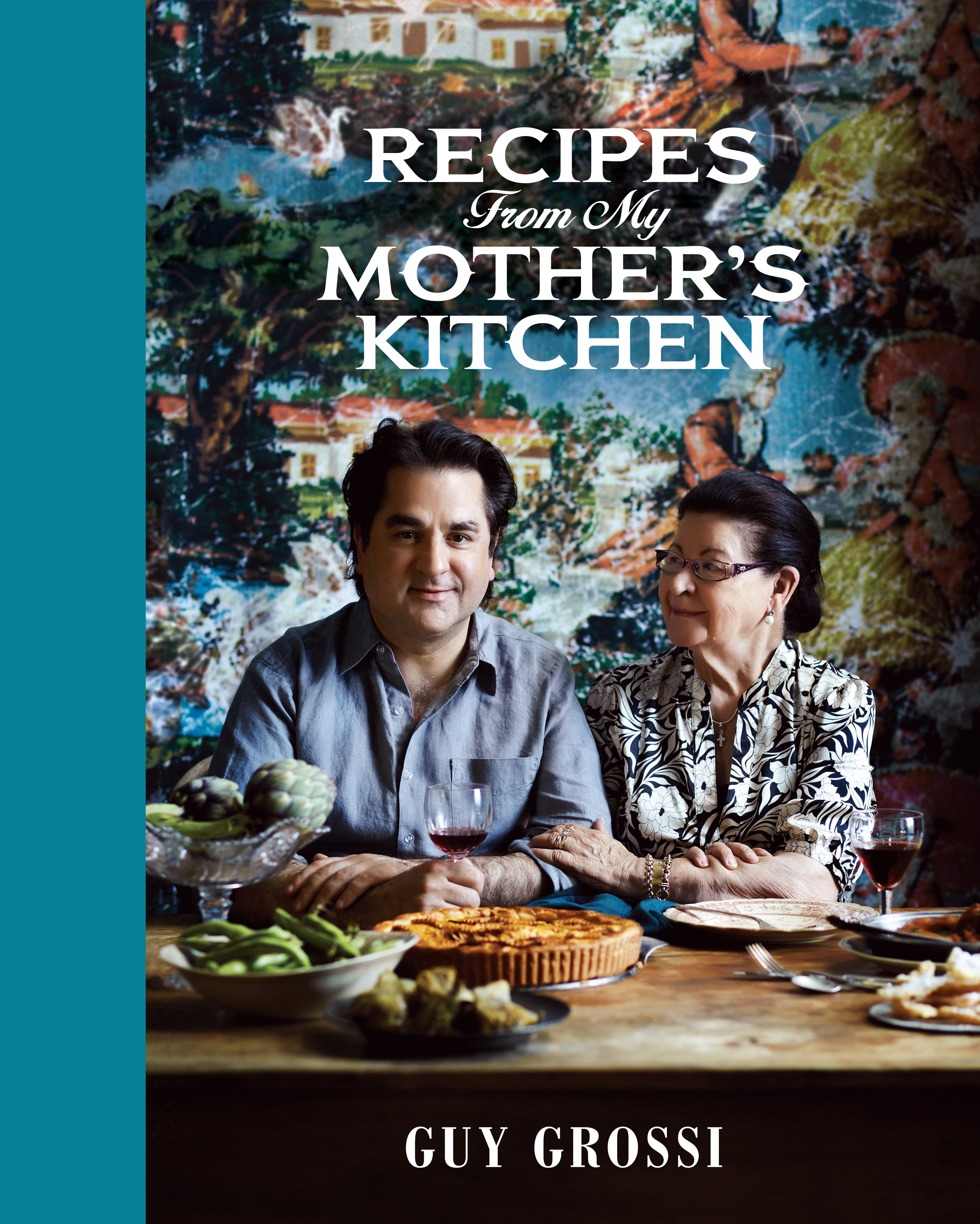 Book Cover:  Recipes From My Mother's Kitchen