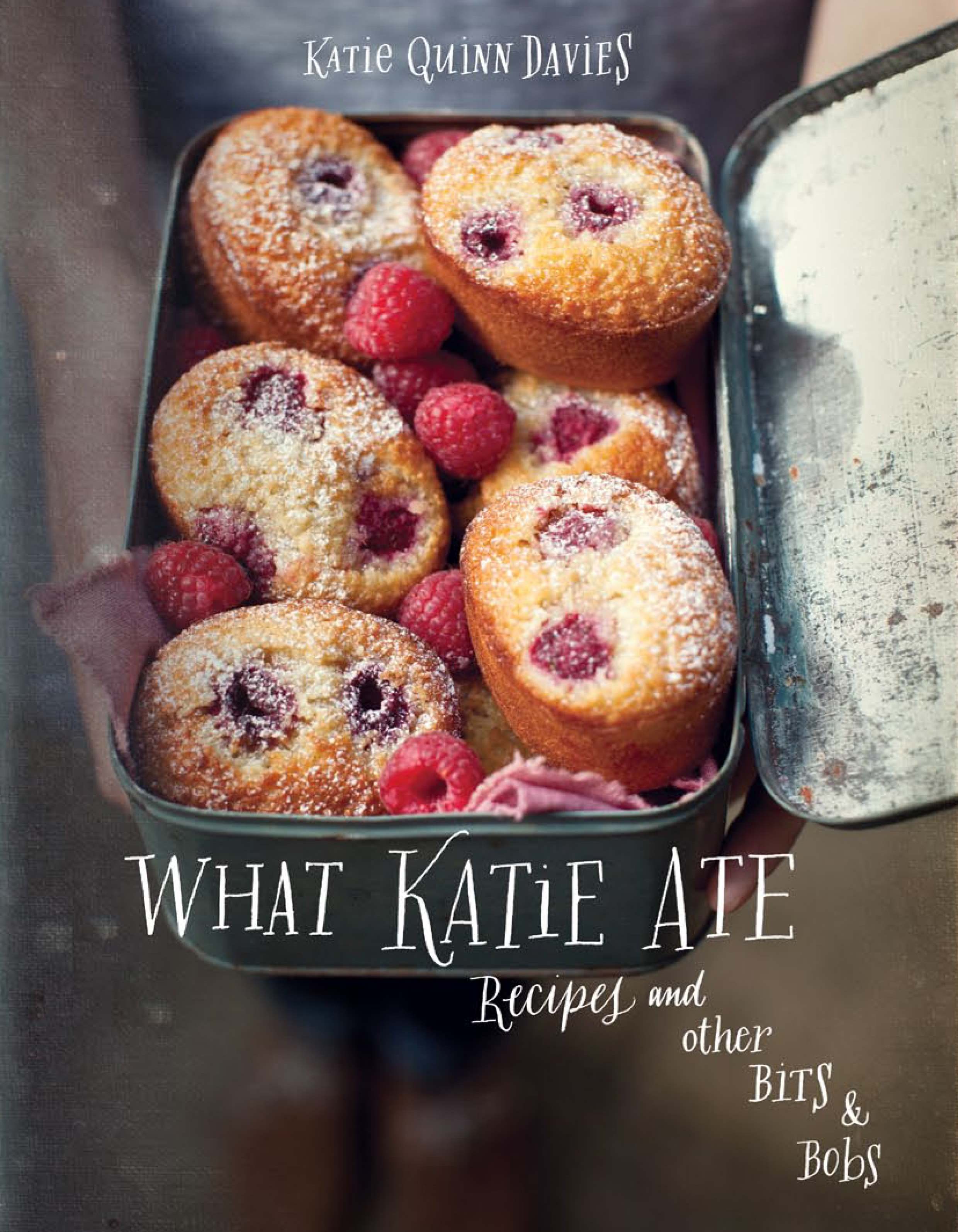Book Cover:  What Katie Ate