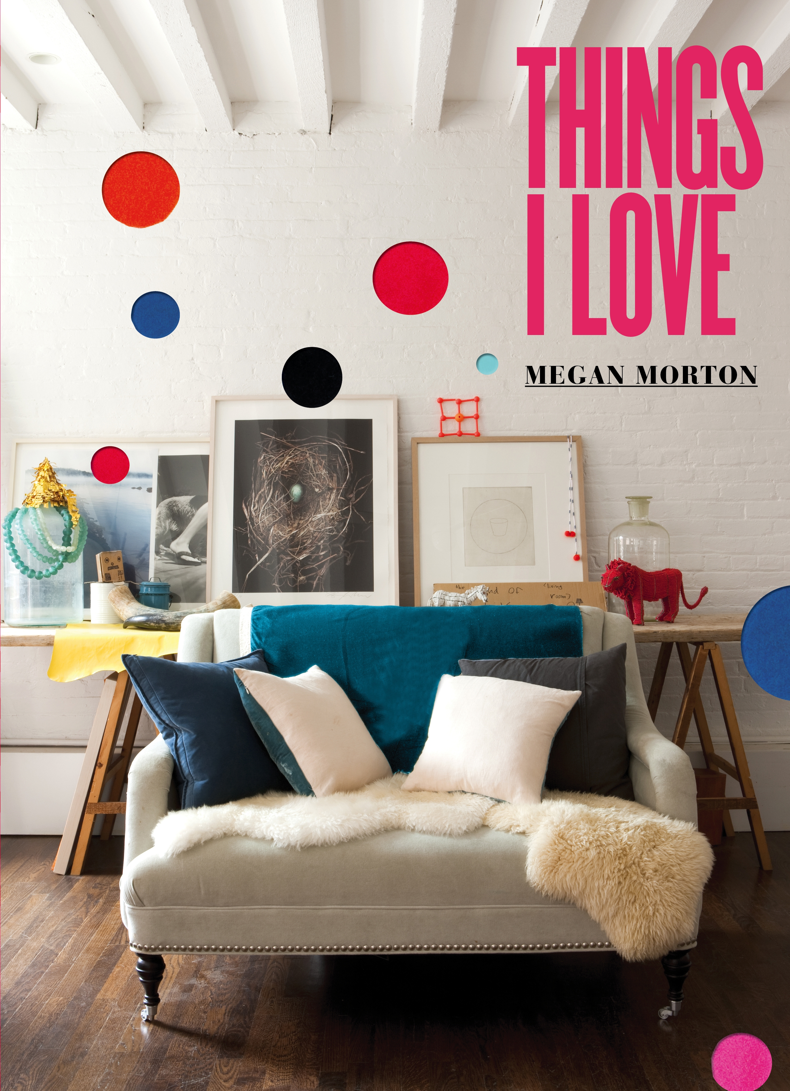 Book Cover:  Things I Love