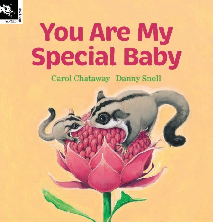 Book Cover:  You Are My Special Baby