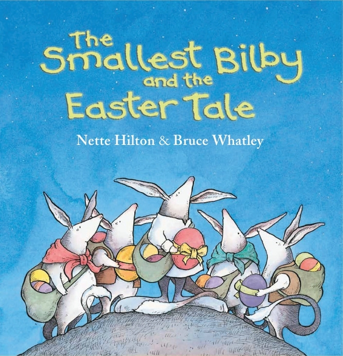 Book Cover: The Smallest Bilby and the Easter Tale