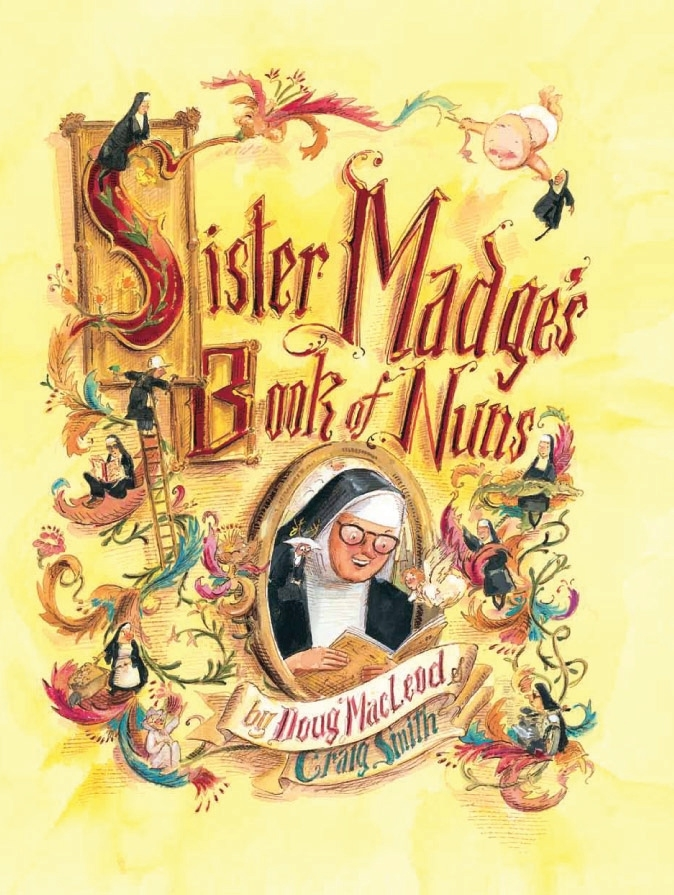 Book Cover:  Sister Madge's Book of Nuns