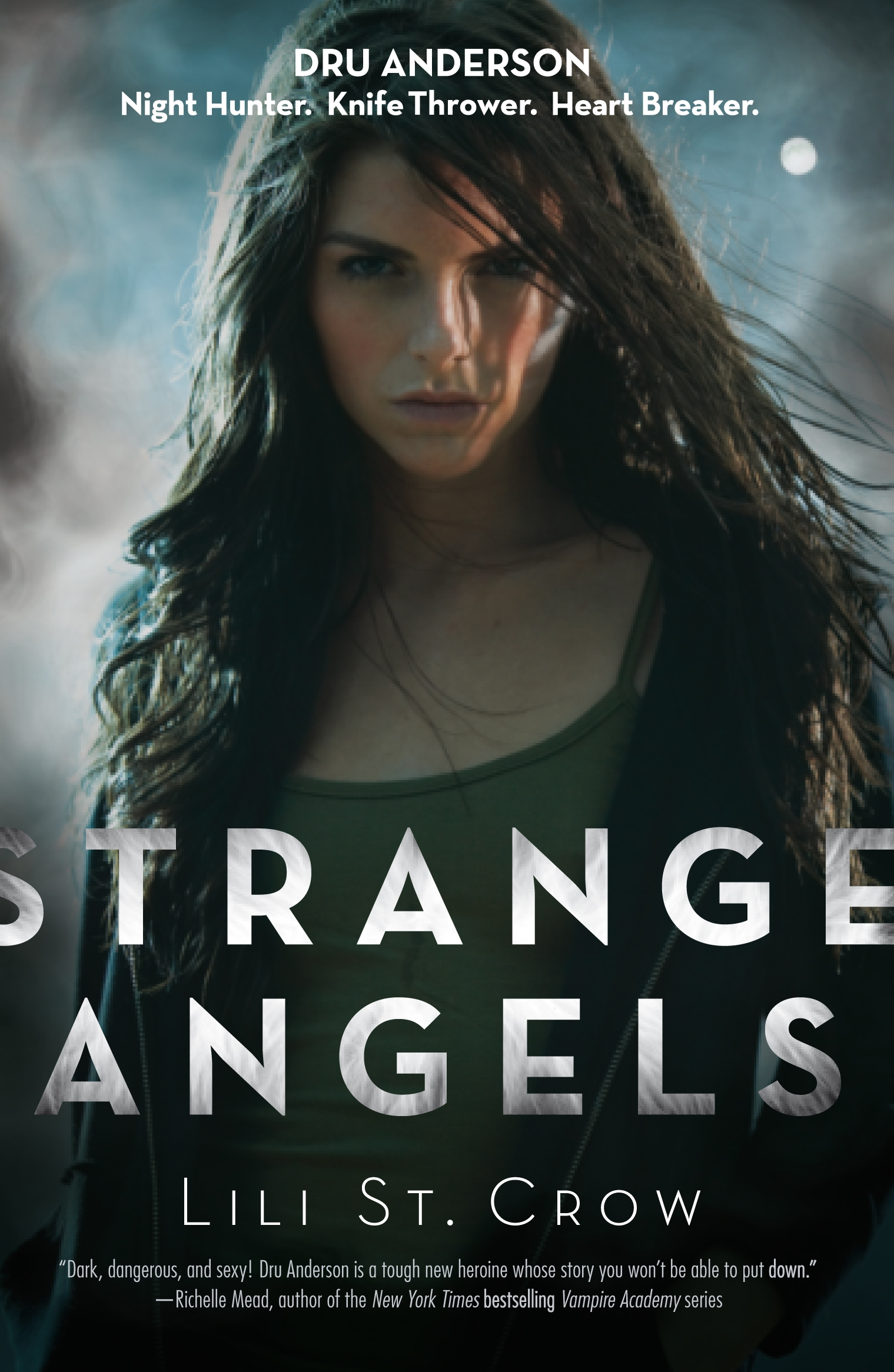 Book Cover:  Strange Angels Volume 1