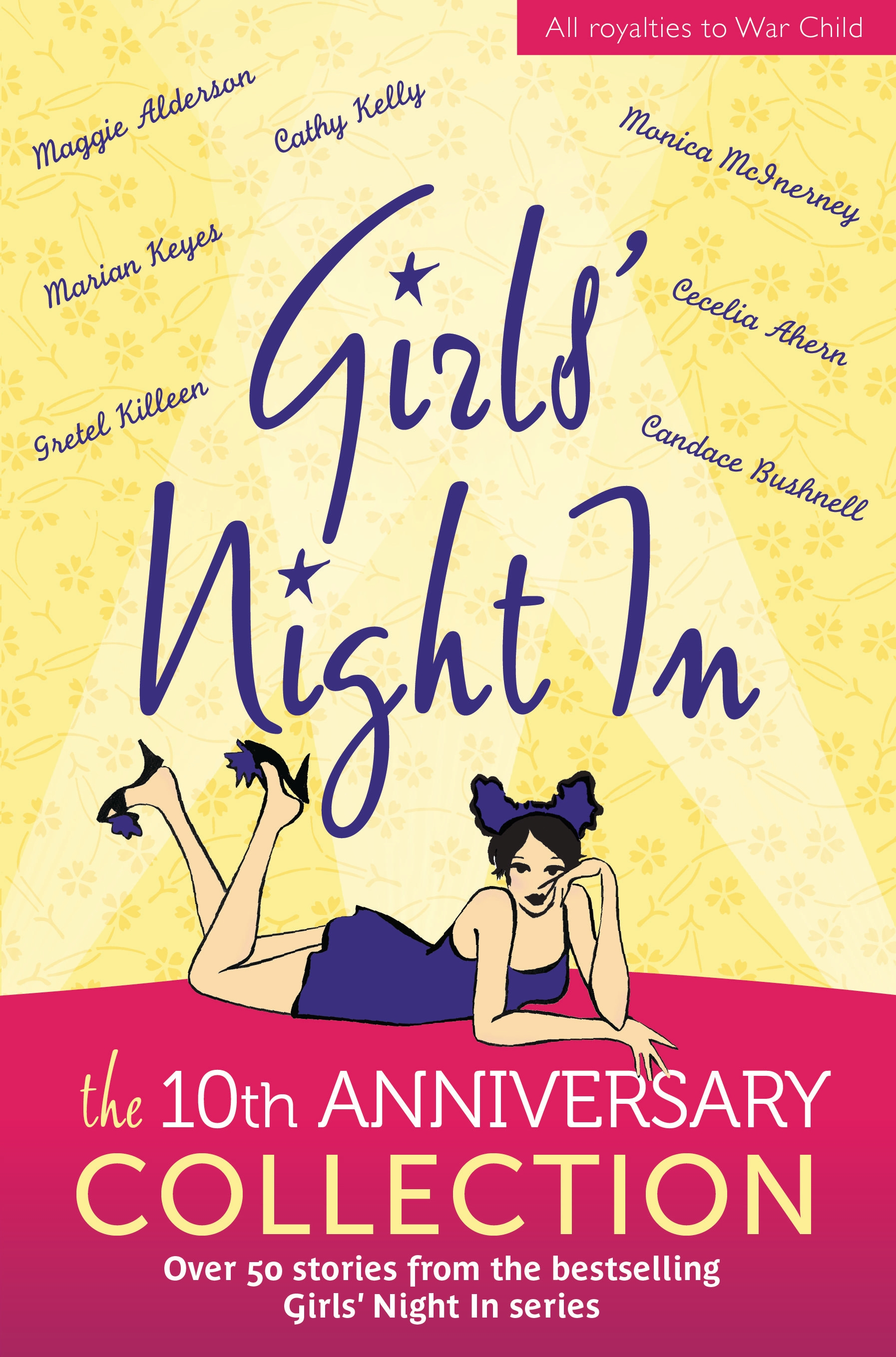 Book Cover:  Girls' Night In: the 10th Anniversary Collection