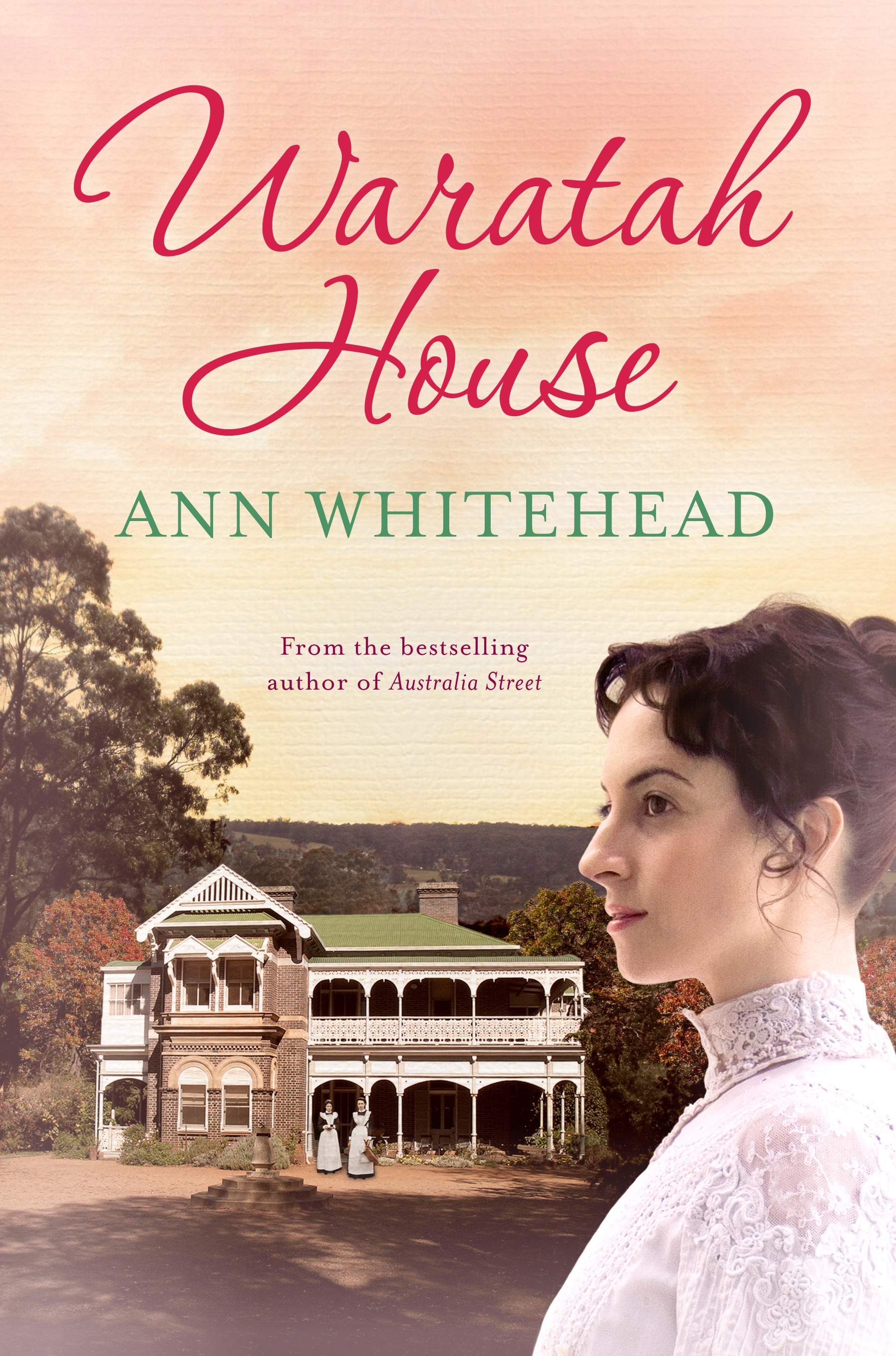 Book Cover:  Waratah House