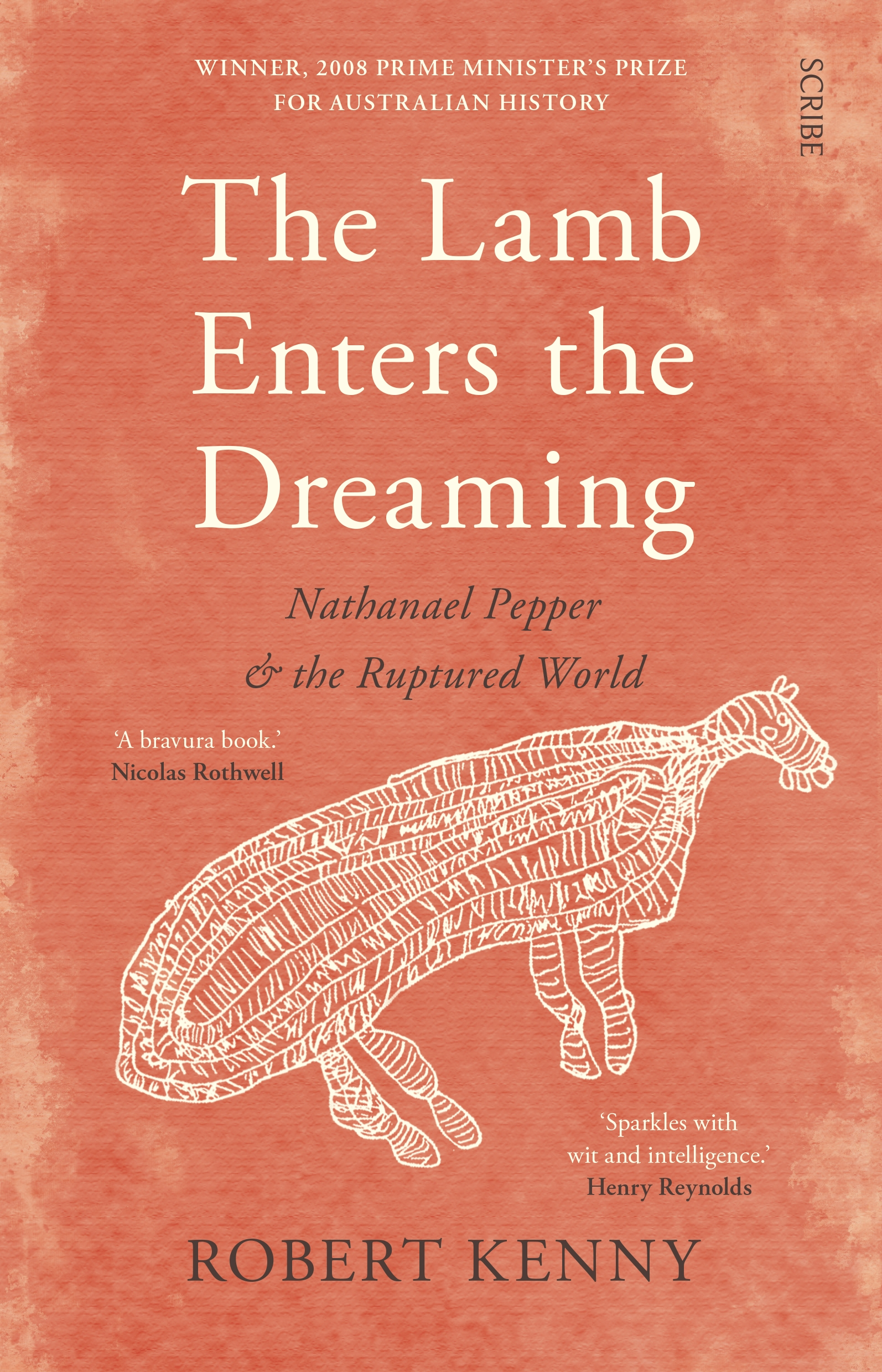 Book Cover: The Lamb Enters the Dreaming: Nathanael Pepper and the Ruptured World