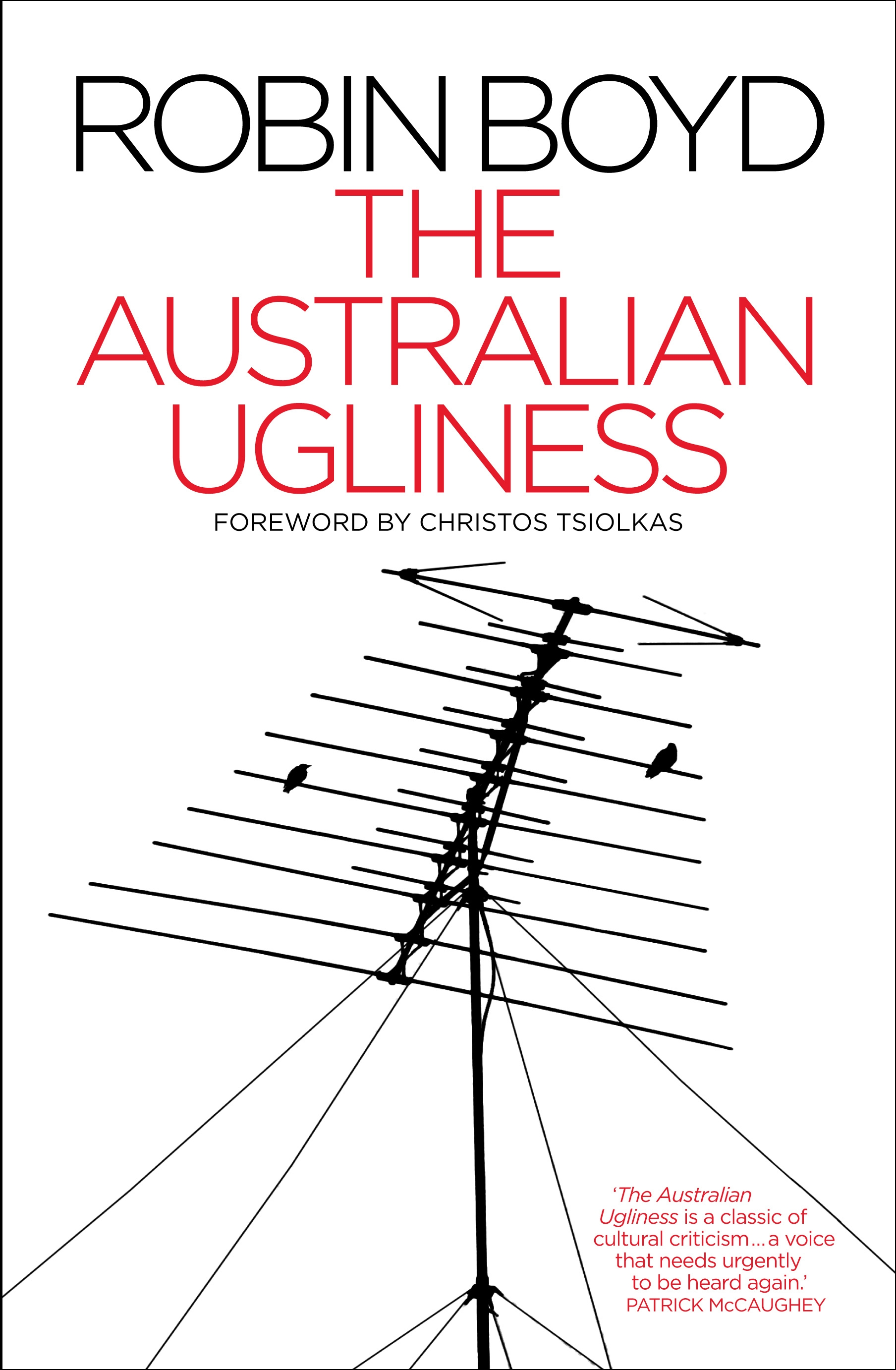 Book Cover: The Australian Ugliness