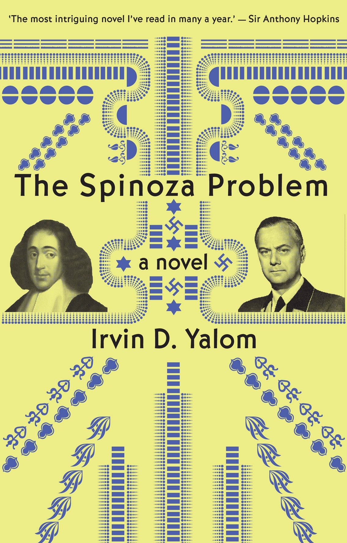 Book Cover: The Spinoza Problem: a novel