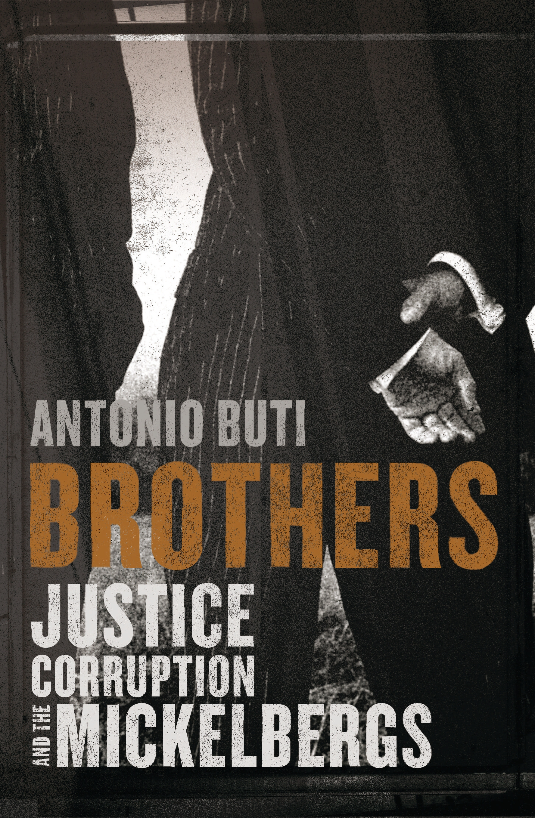 Book Cover:  Brothers