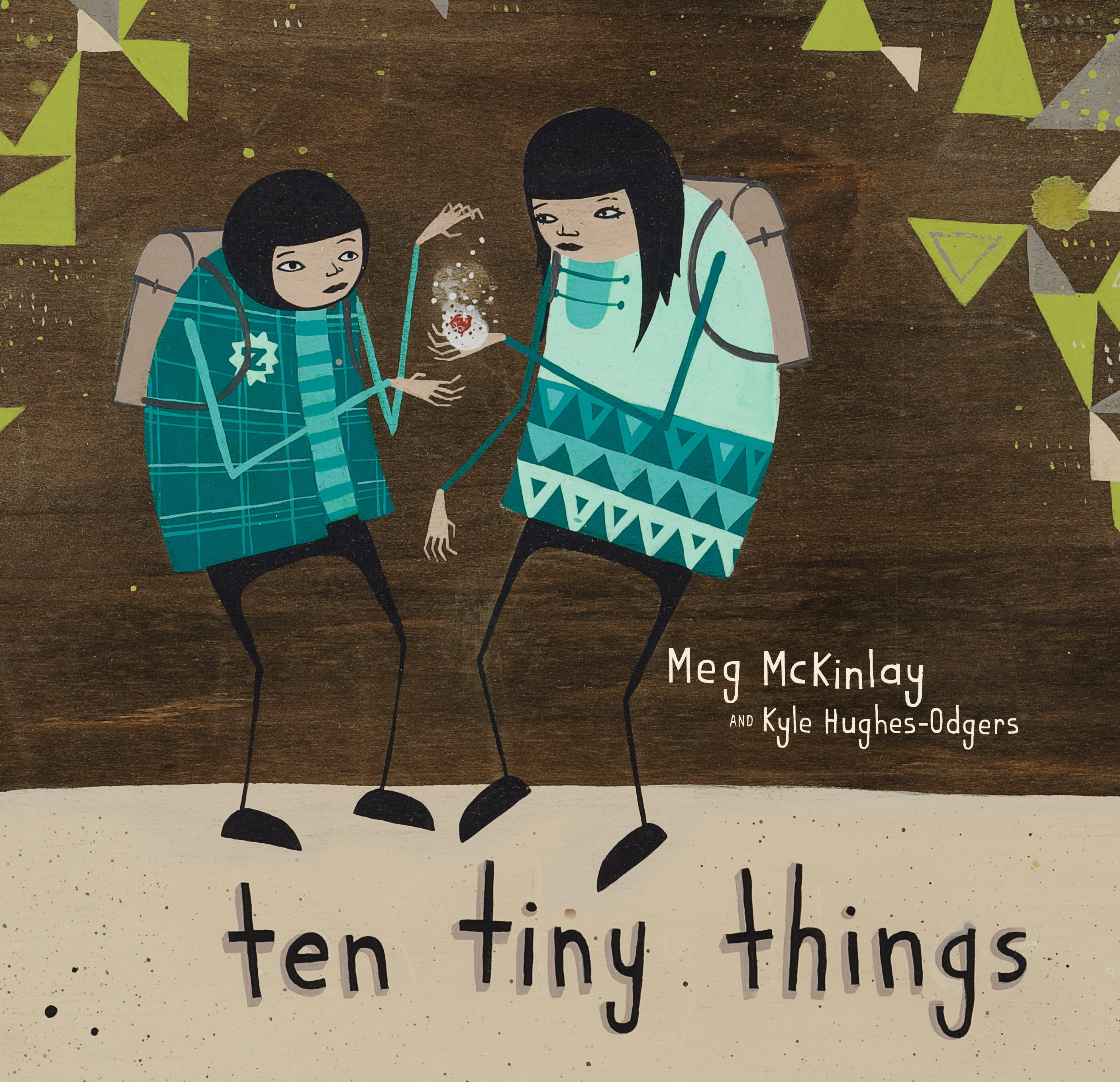 Book Cover:  Ten Tiny Things