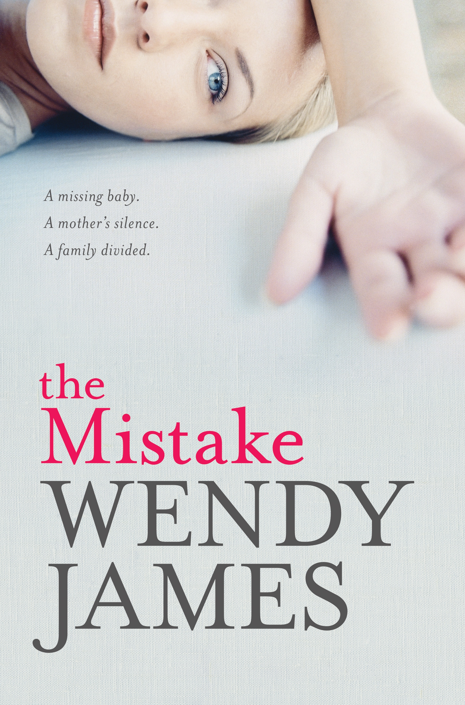 Book Cover:  Mistake, The